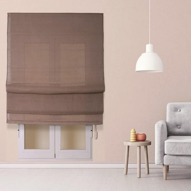Tenda a pacchetto INSPIRE Vinci marrone 80x250 cm - 1