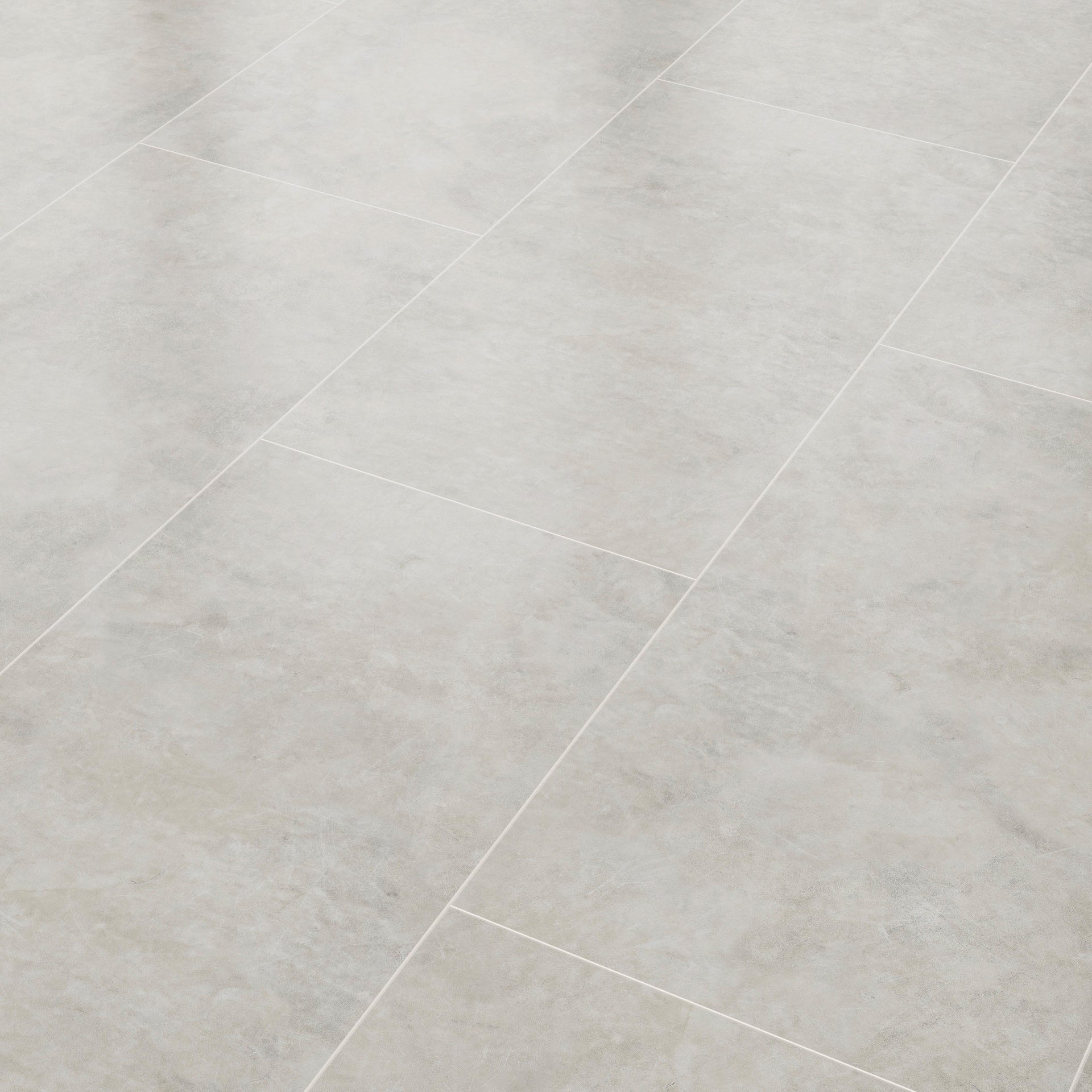 Pavimento SPC flottante clic+ Pietra Nova Salto Sp 4.5 mm bianco - 3