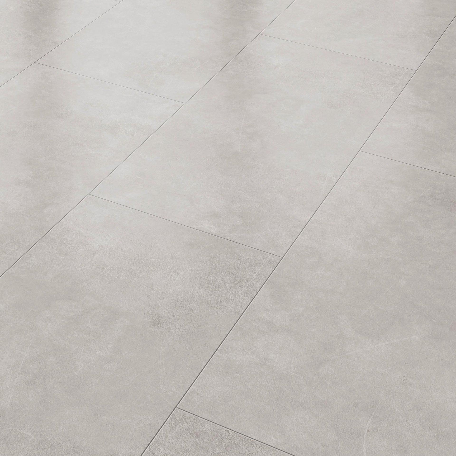 Pavimento SPC flottante clic+ Pietra Nova Salto Sp 4.5 mm bianco - 2