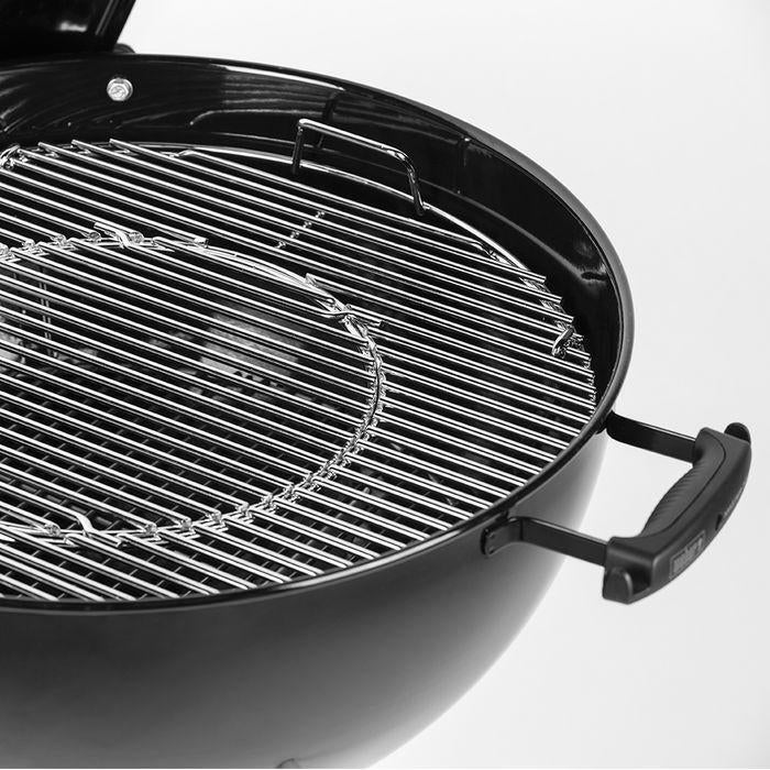 Barbecue carbone WEBER Master-Touch GBS E-5750 D.57 cm - 6