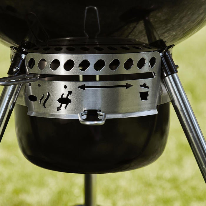 Barbecue carbone WEBER Master-Touch GBS E-5750 D.57 cm - 4