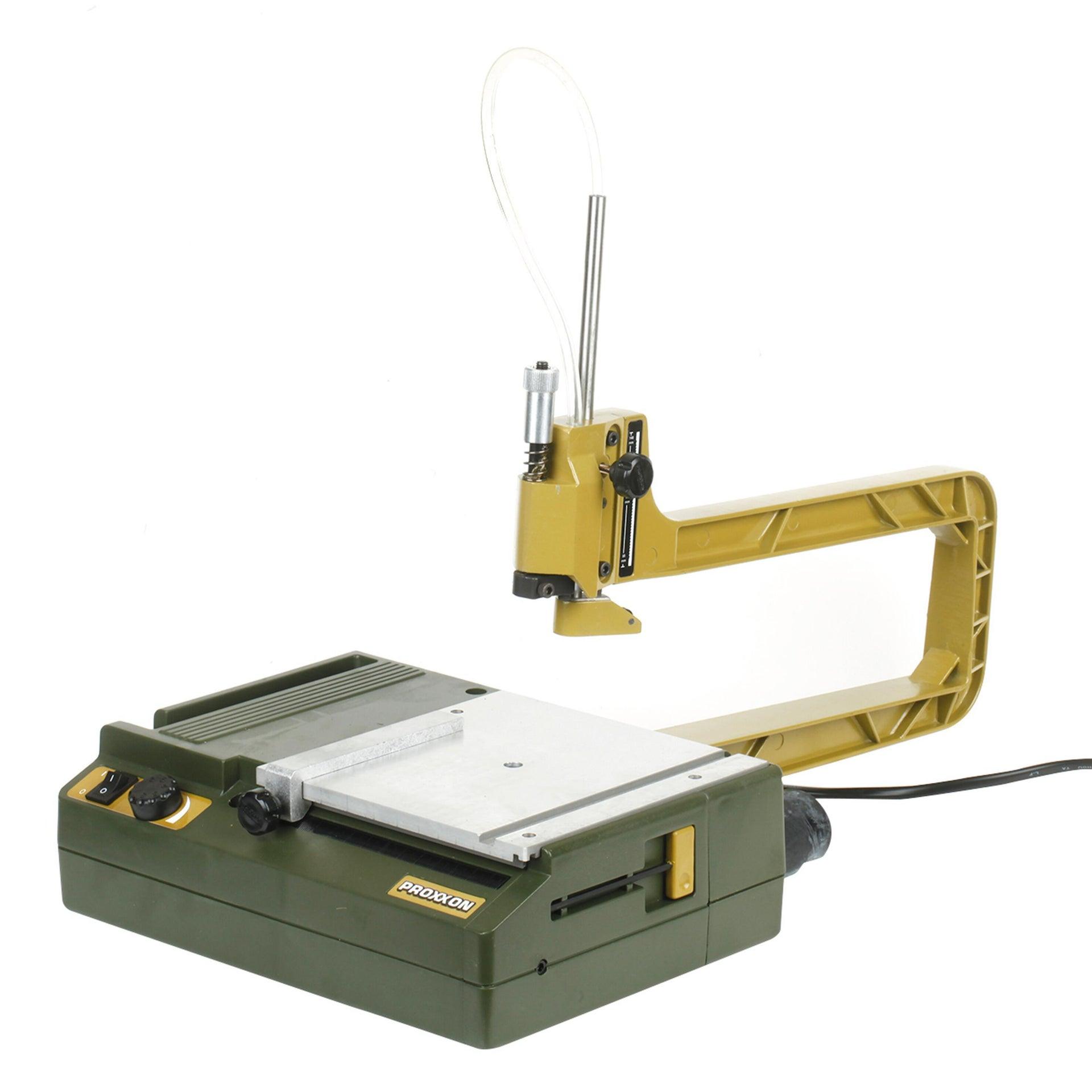 Mini sega a traforo PROXXON, DS 230/E, 85 W, 230 V - 5