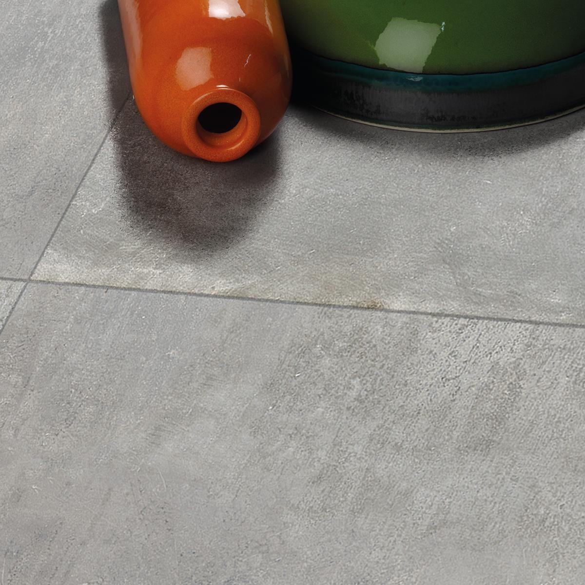Piastrella City Grey 60 x 60 cm sp. 9.5 mm PEI 4/5 grigio - 2