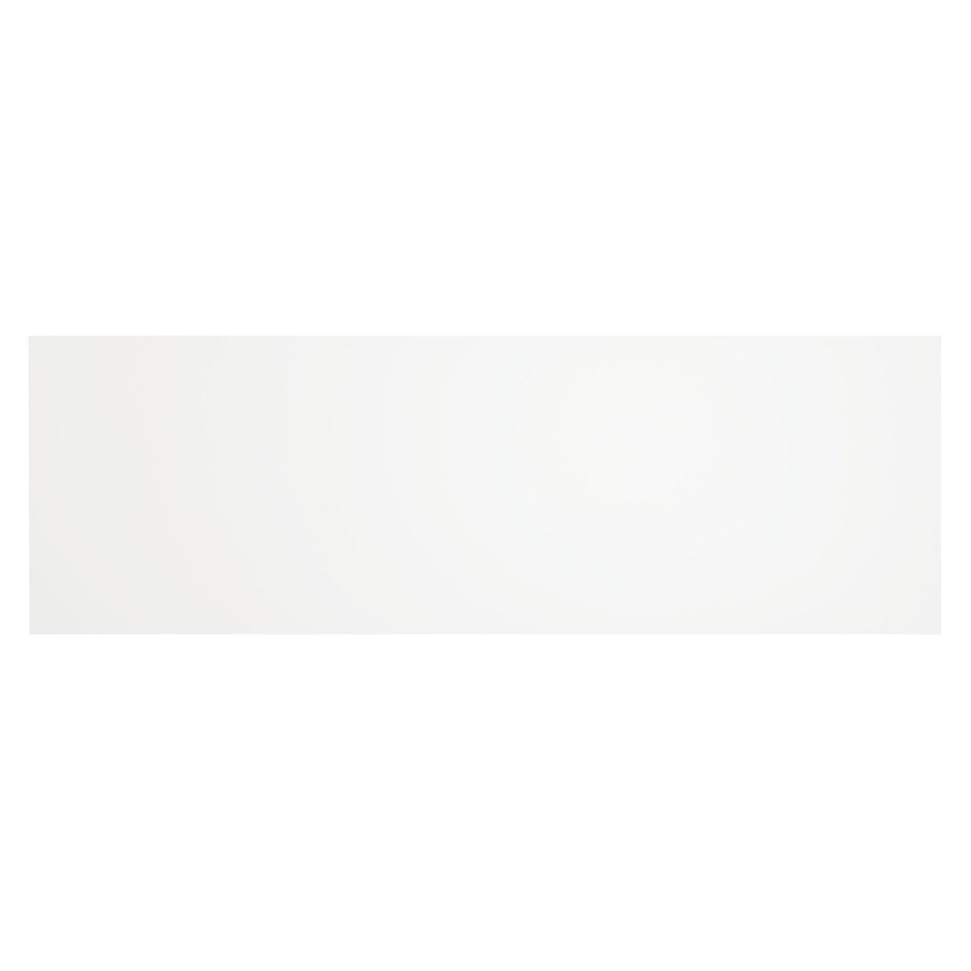 Piastrella per rivestimenti Arctic 30 x 90 cm sp. 10 mm bianco - 3