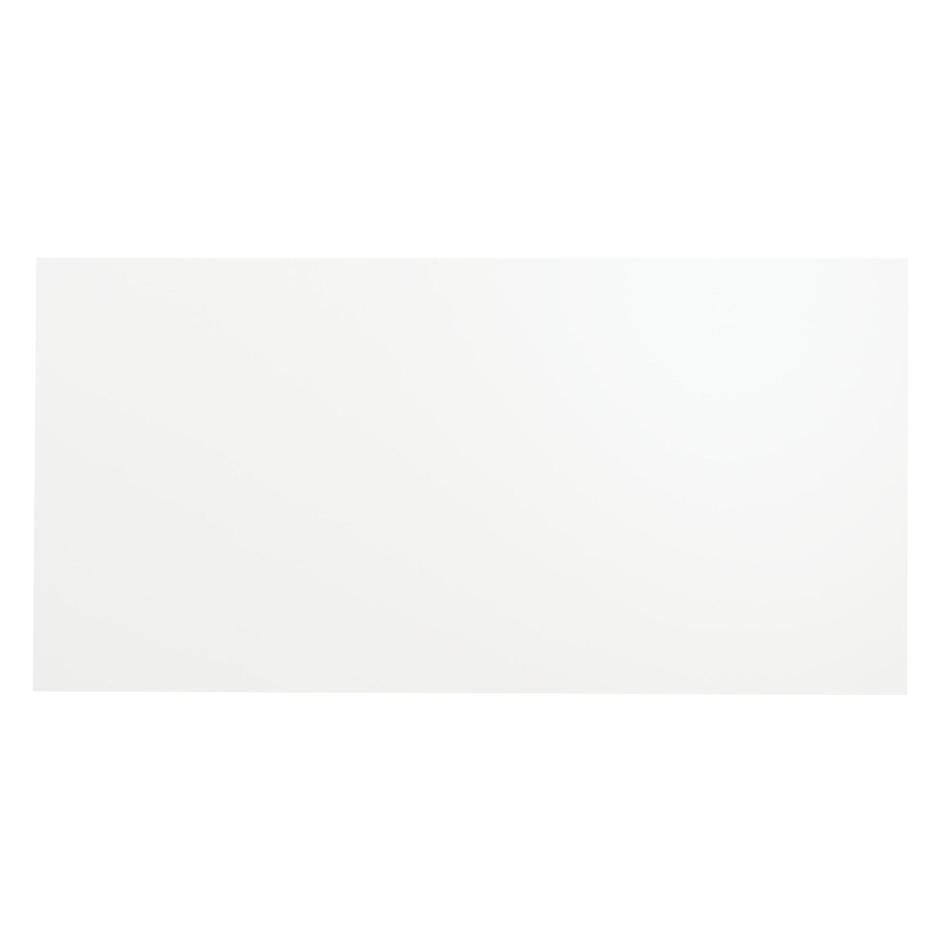 Piastrella per rivestimenti Arctic 30 x 60 cm sp. 9 mm bianco - 3