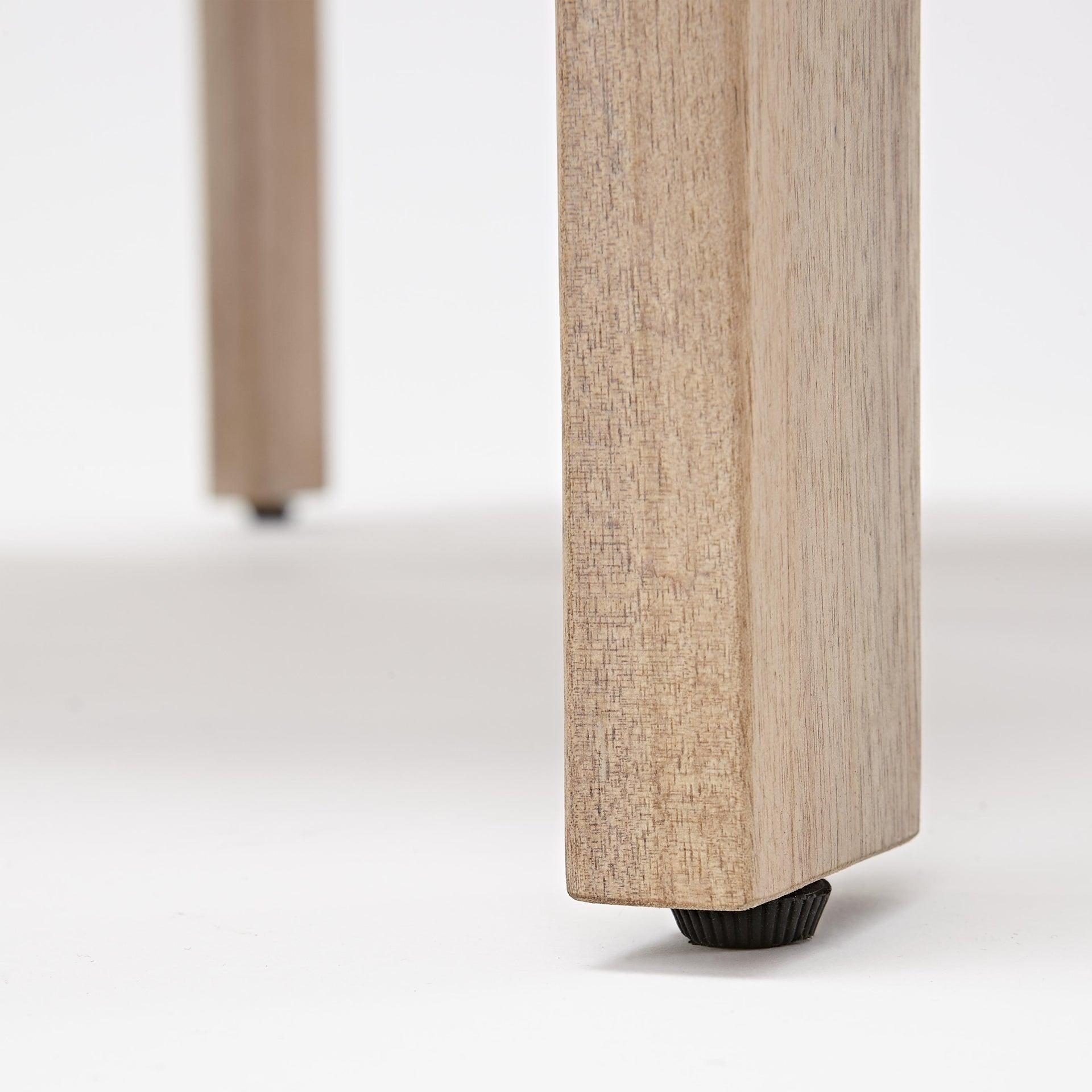 Coffee set rivestito in legno NATERIAL Solis per 4 persone - 5