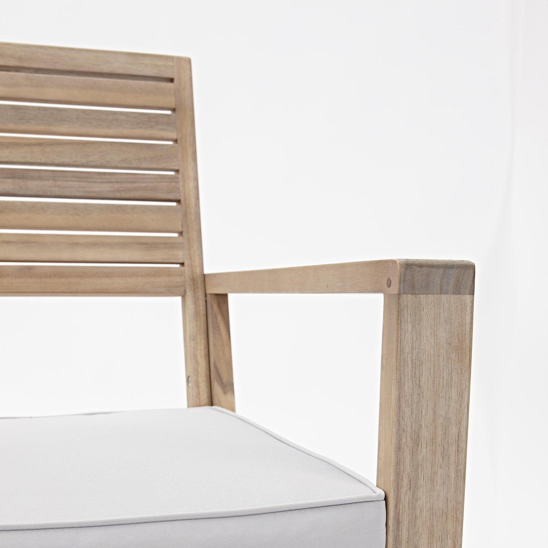 Coffee set rivestito in legno NATERIAL Solis per 4 persone - 9