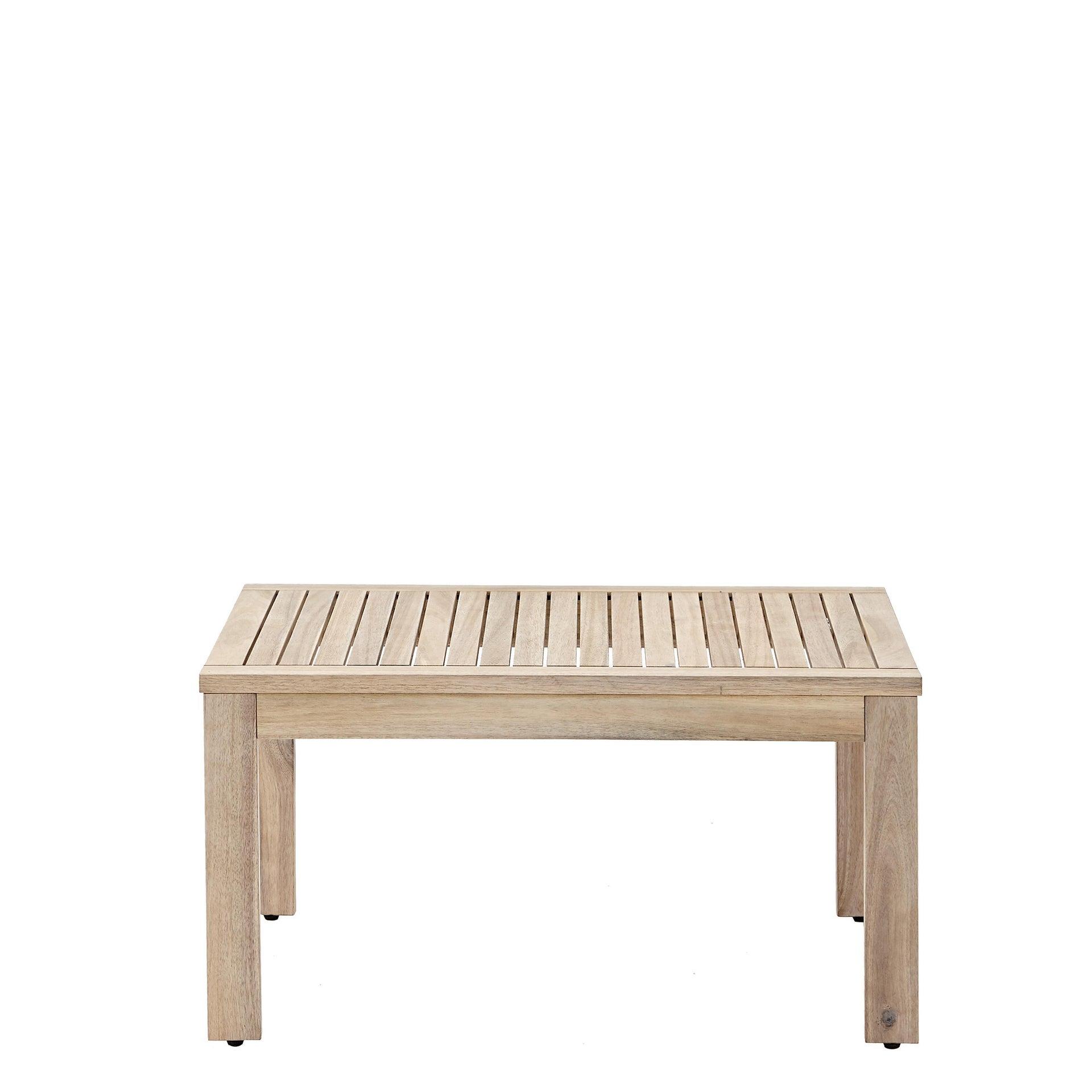 Coffee set rivestito in legno NATERIAL Solis per 4 persone - 19