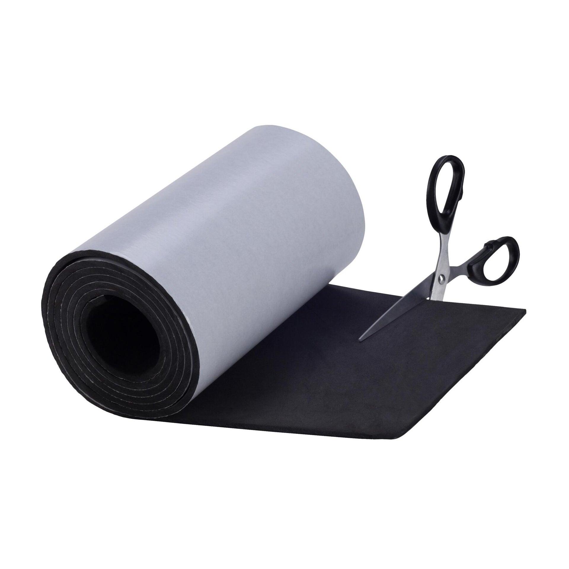 Protezione per garage in polietilene L 200 x H 200 cm nero - 10