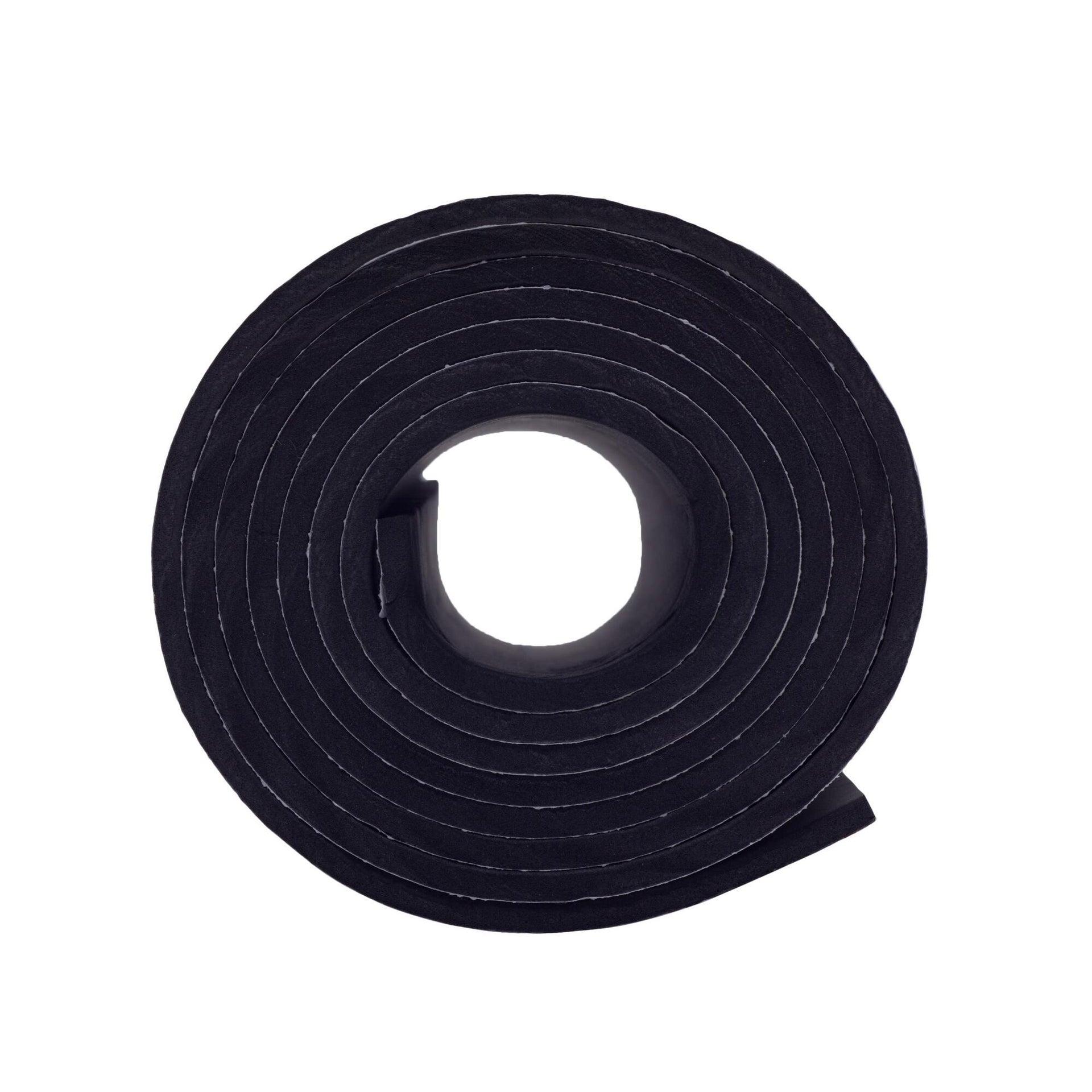 Protezione per garage in polietilene L 200 x H 200 cm nero - 4