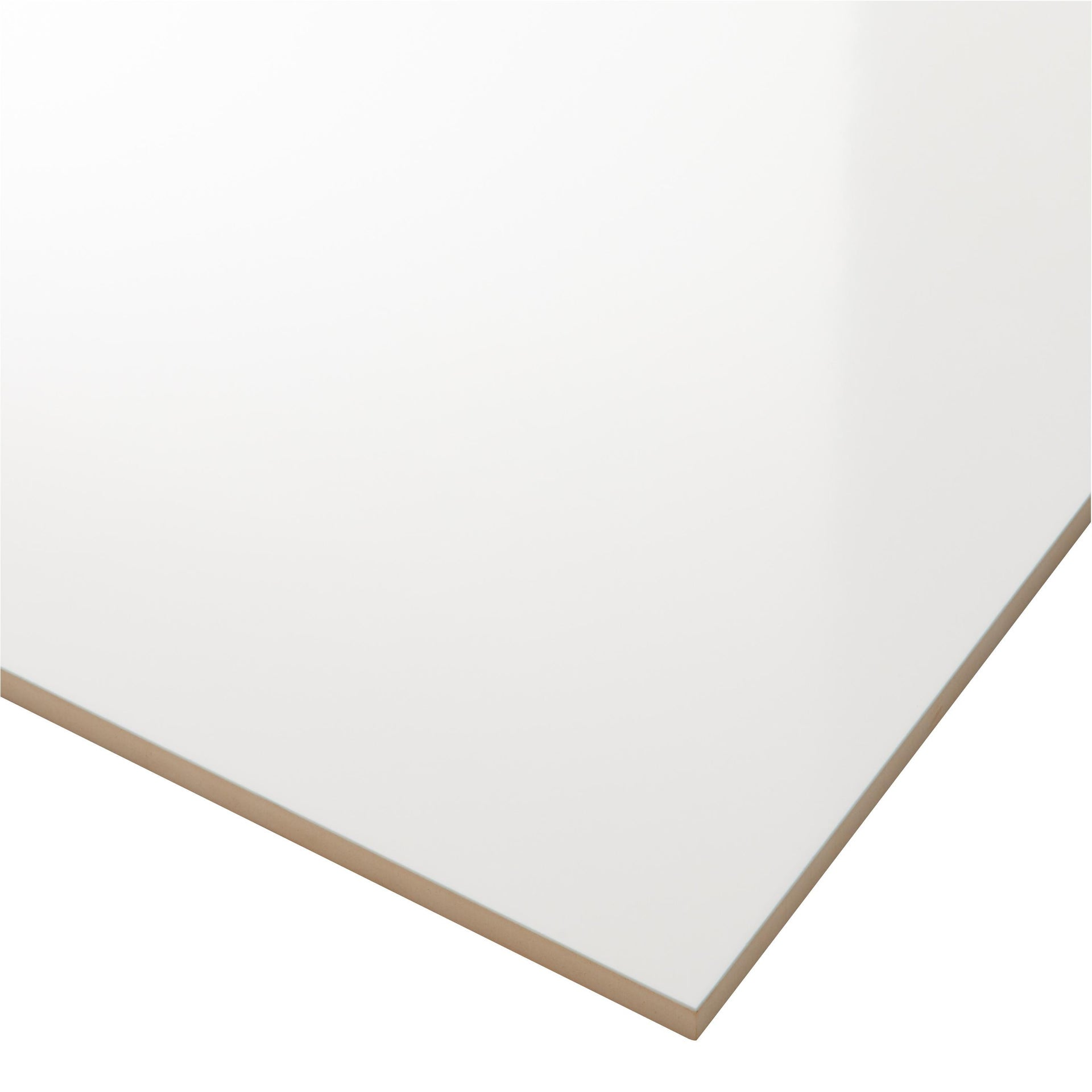 Piastrella per rivestimenti Arctic 30 x 60 cm sp. 9 mm bianco - 6