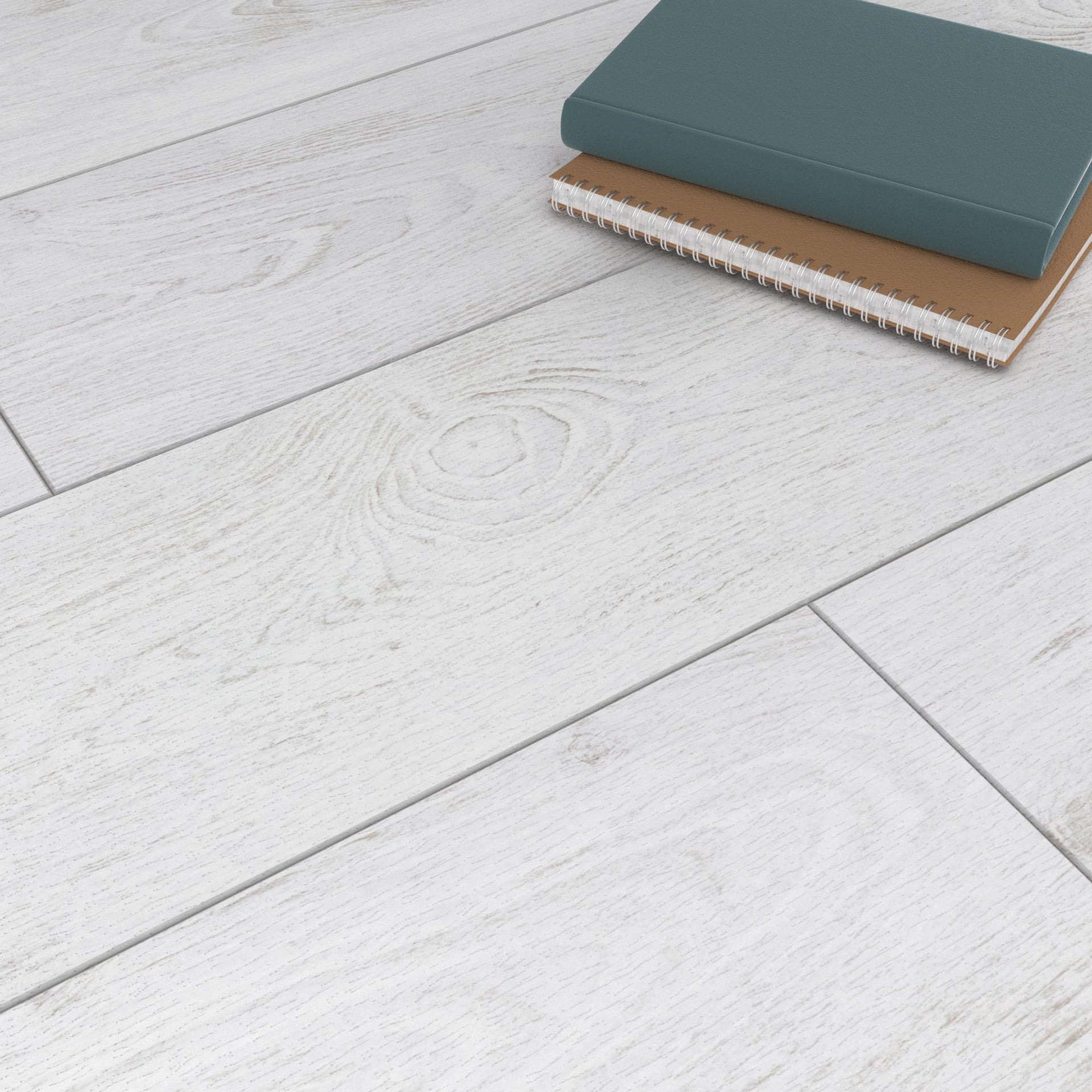 Pavimento laminato Nuiza Sp 8 mm beige - 2
