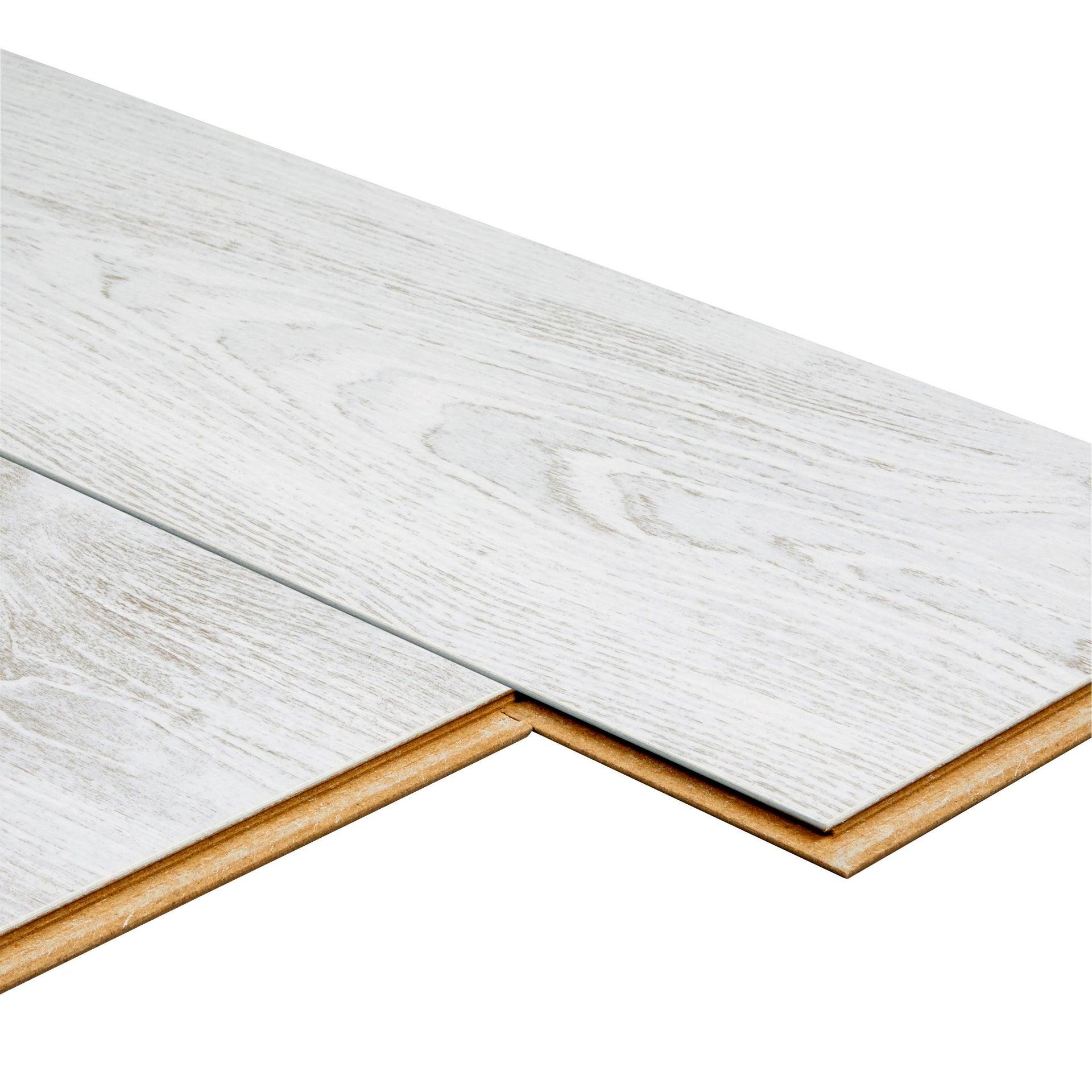 Pavimento laminato Nuiza Sp 8 mm beige - 6