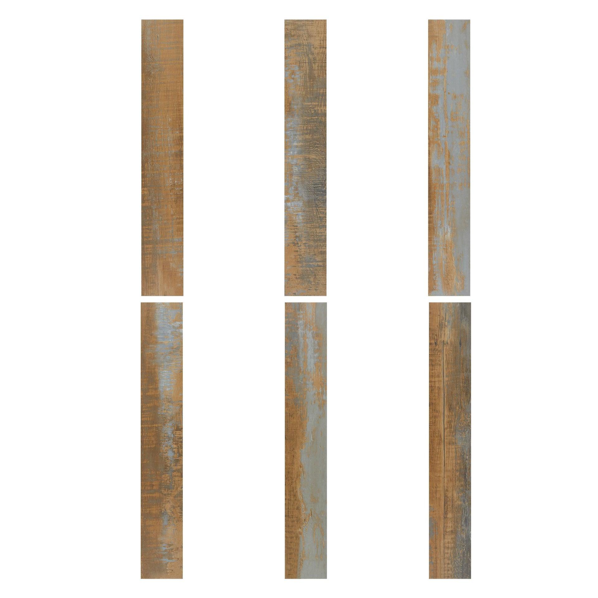 Pavimento PVC adesivo Mungo Sp 2 mm giallo / dorato - 2