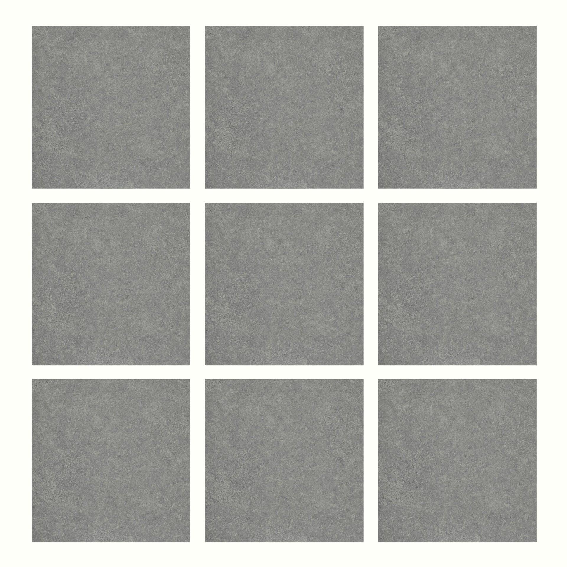 Pavimento PVC adesivo Kamet Sp 1.2 mm grigio / argento - 5