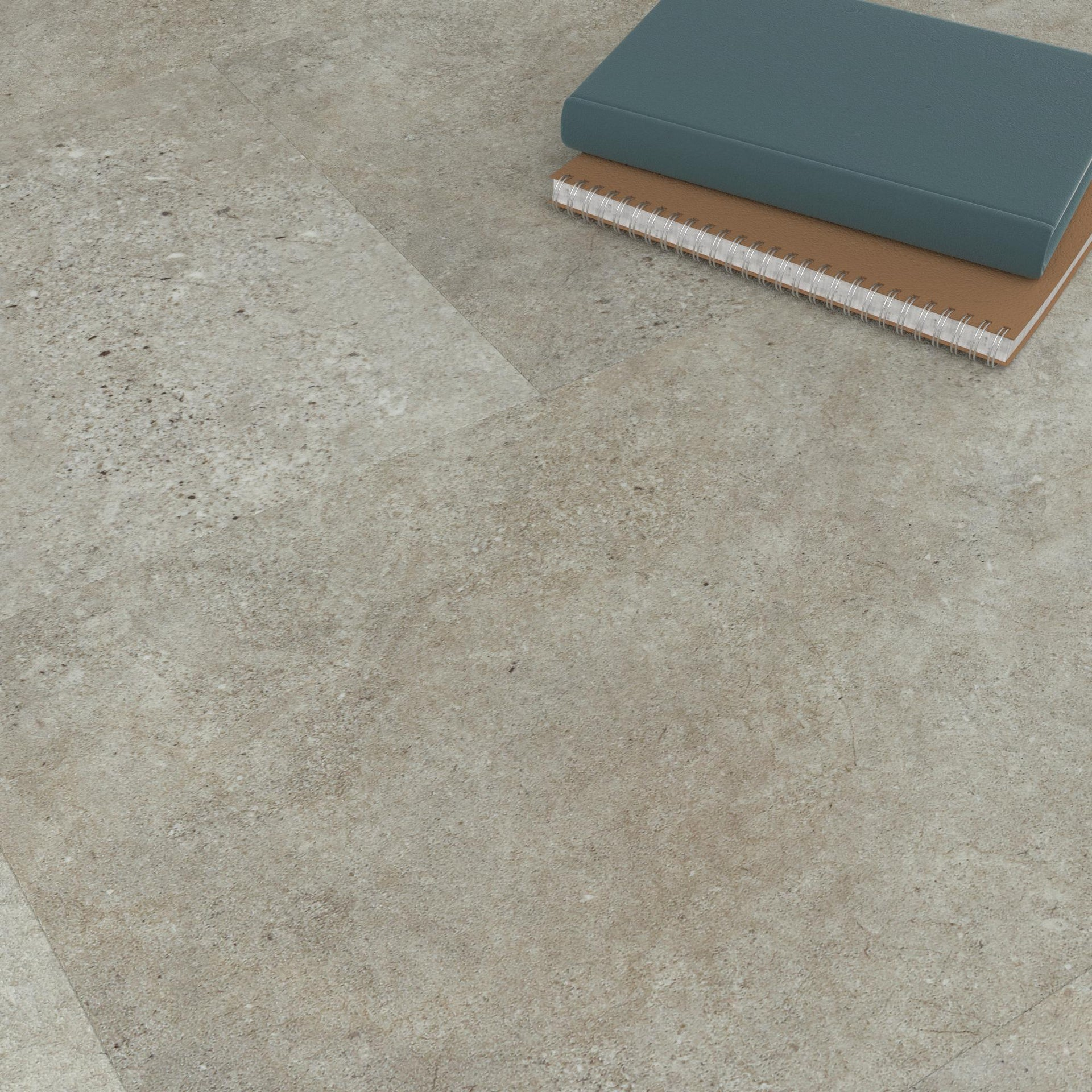Pavimento PVC flottante clic+ Jaraoso Sp 4.2 mm beige - 5