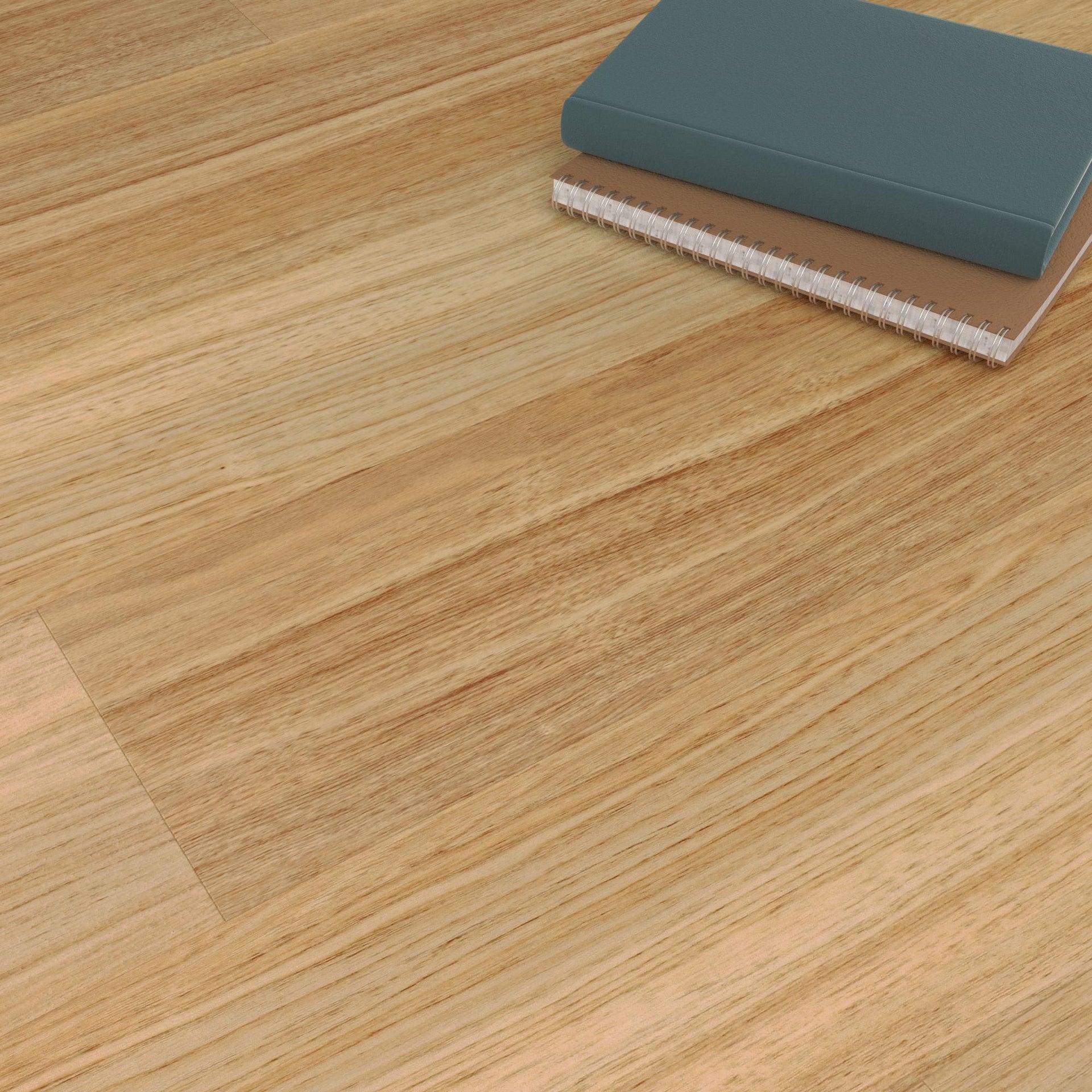 Pavimento PVC flottante clic+ Minto Sp 4 mm marrone - 2