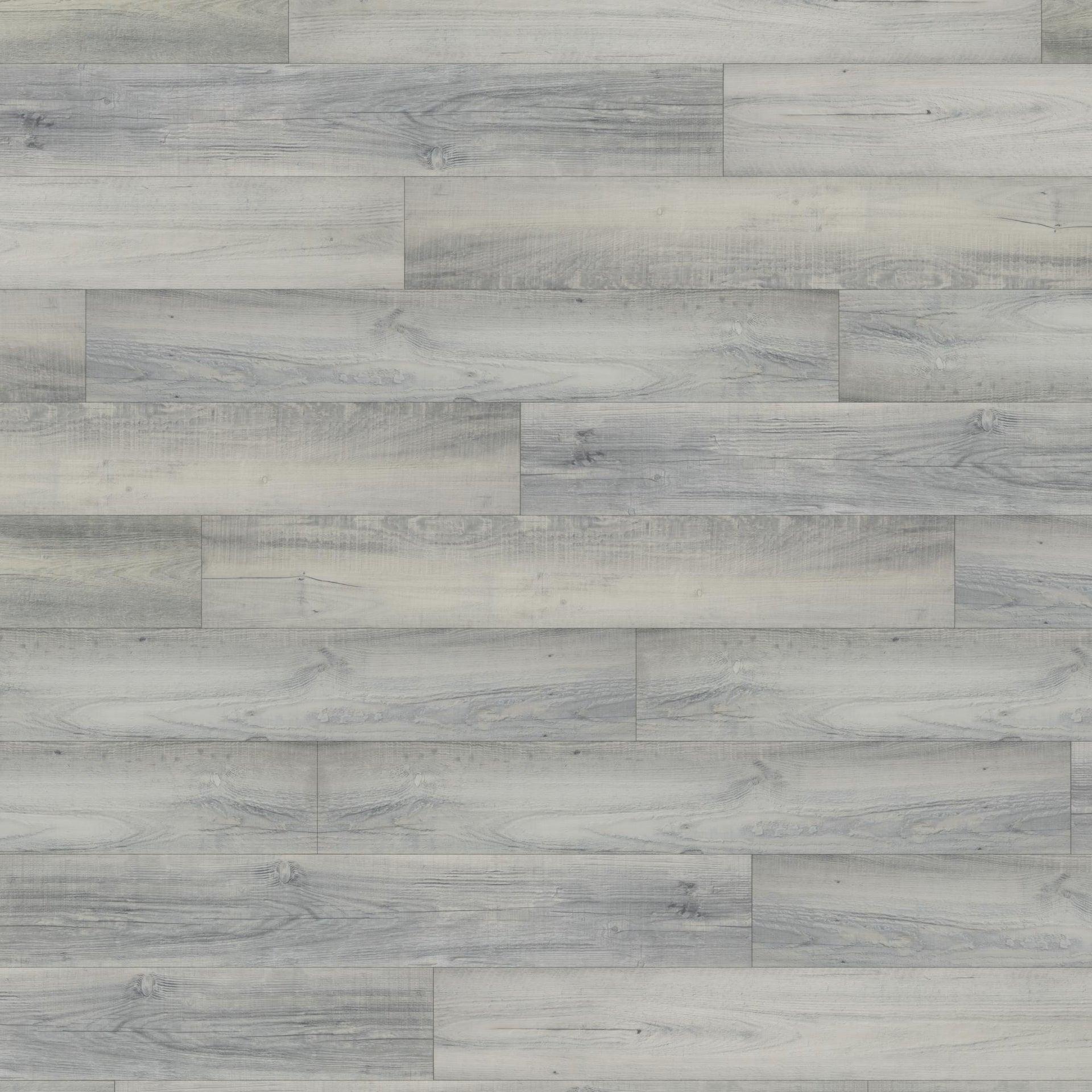 Plancia di vinile flottante clic+ Solor Sp 5 mm grigio / argento - 2