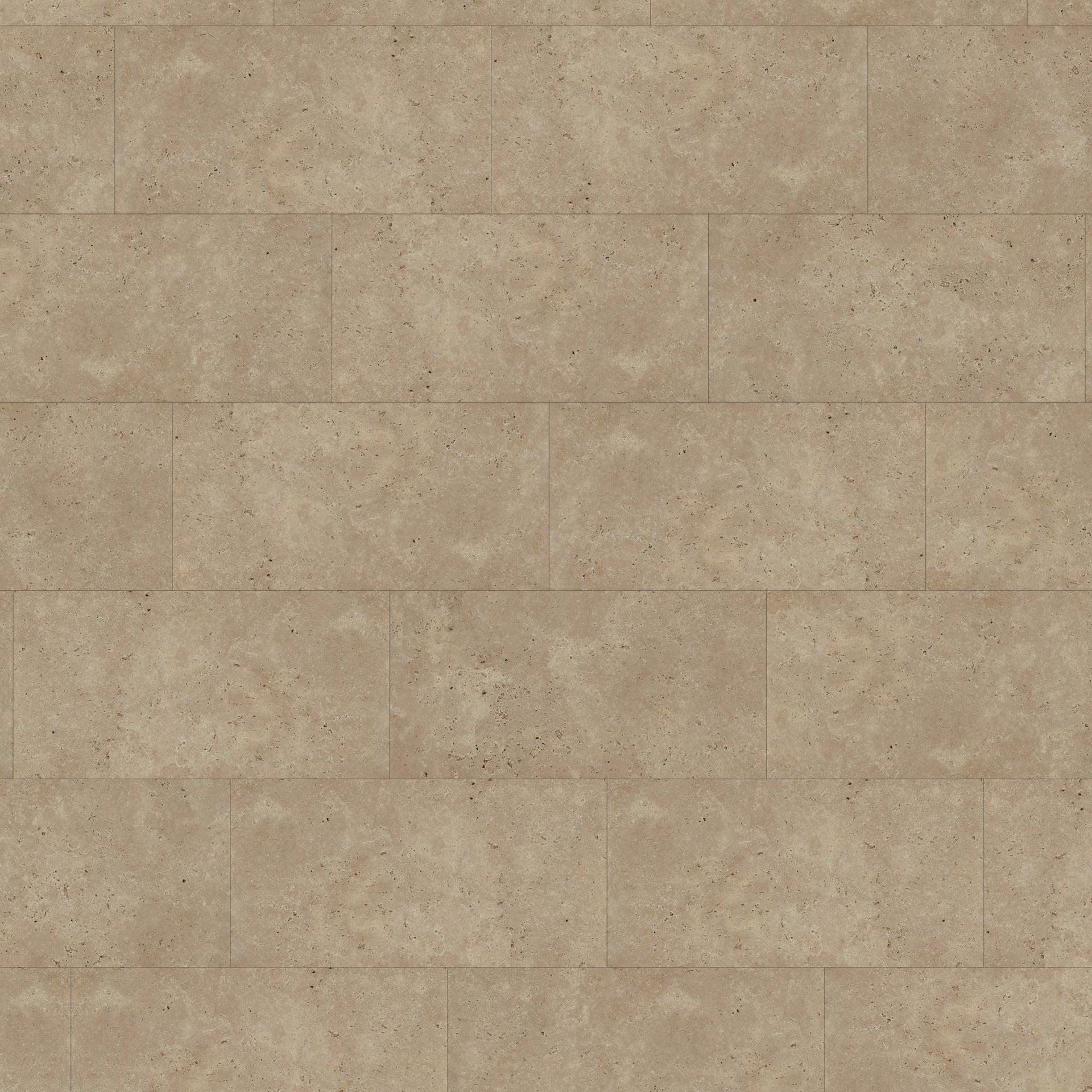 Pavimento PVC adesivo Travertino Sp 1.5 mm beige - 6