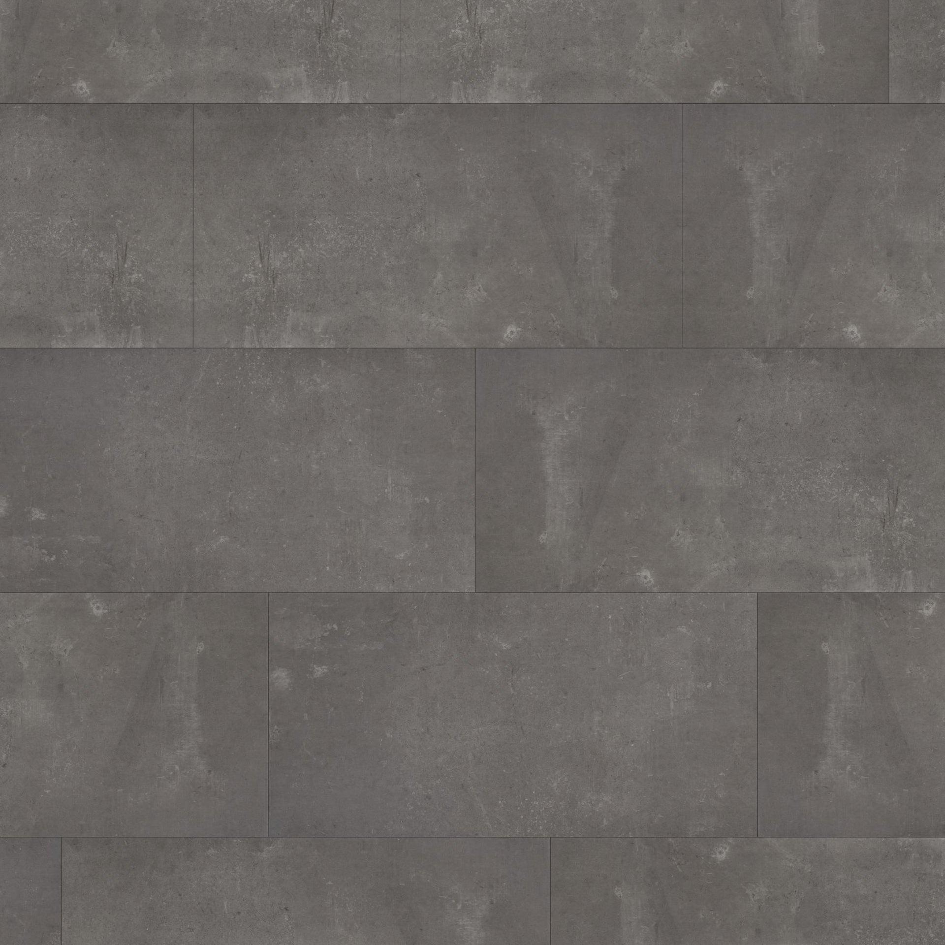 Pavimento PVC flottante clic+ Juke Sp 5 mm grigio / argento - 2