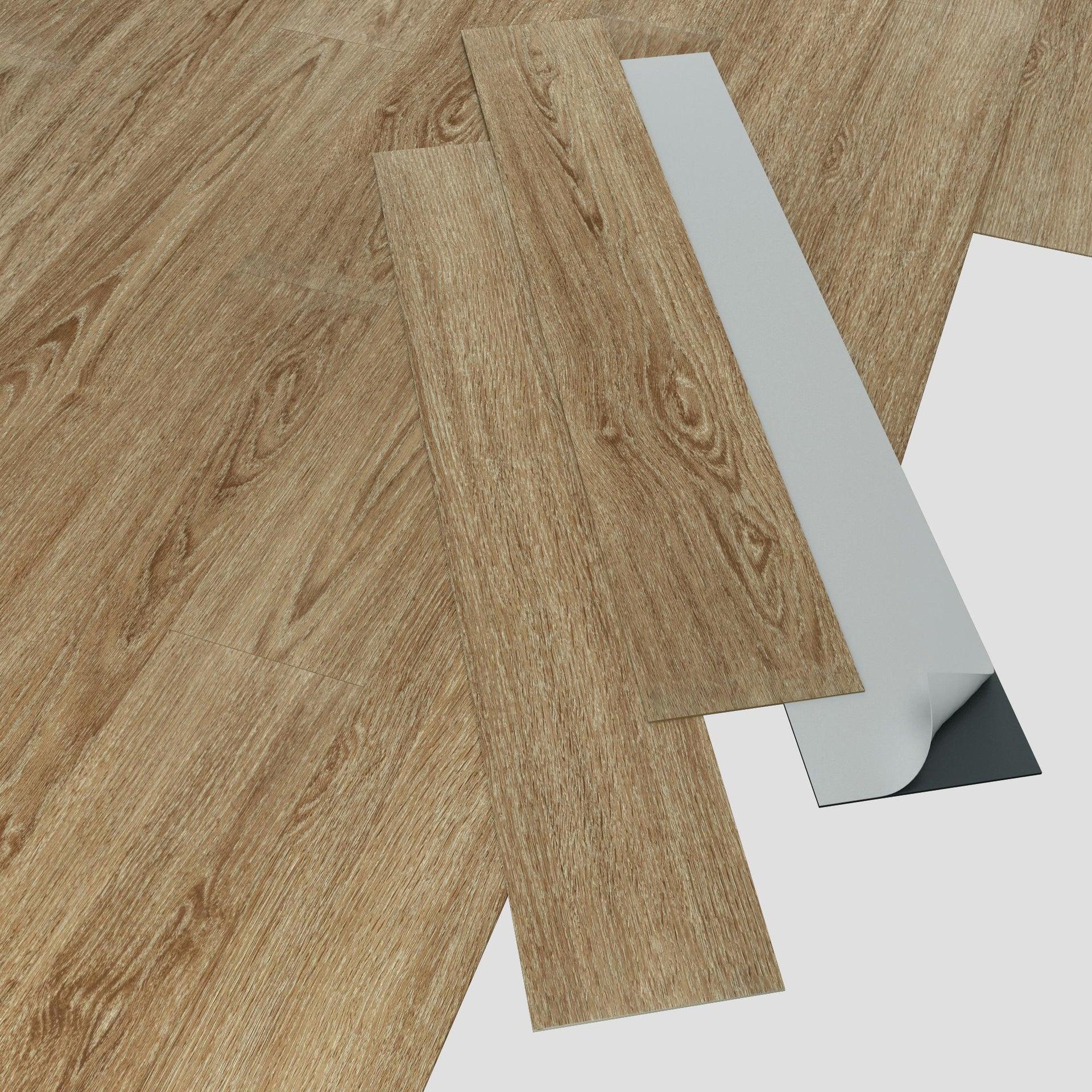 Pavimento PVC adesivo Sadema Sp 2 mm beige - 4
