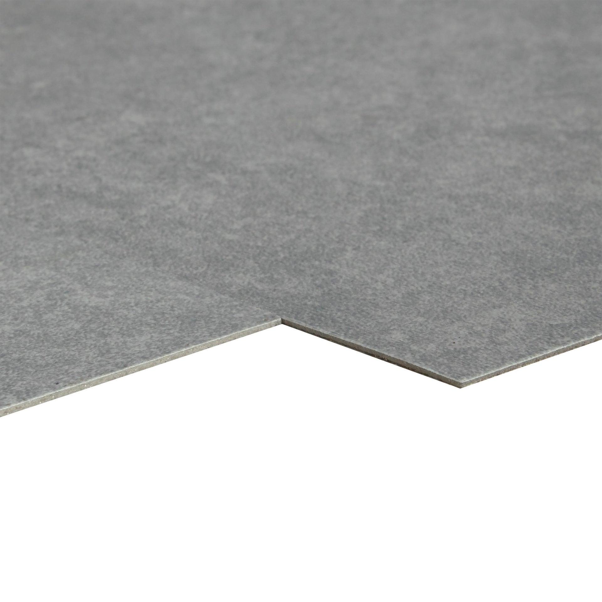 Pavimento PVC adesivo Kamet Sp 1.2 mm grigio / argento - 2