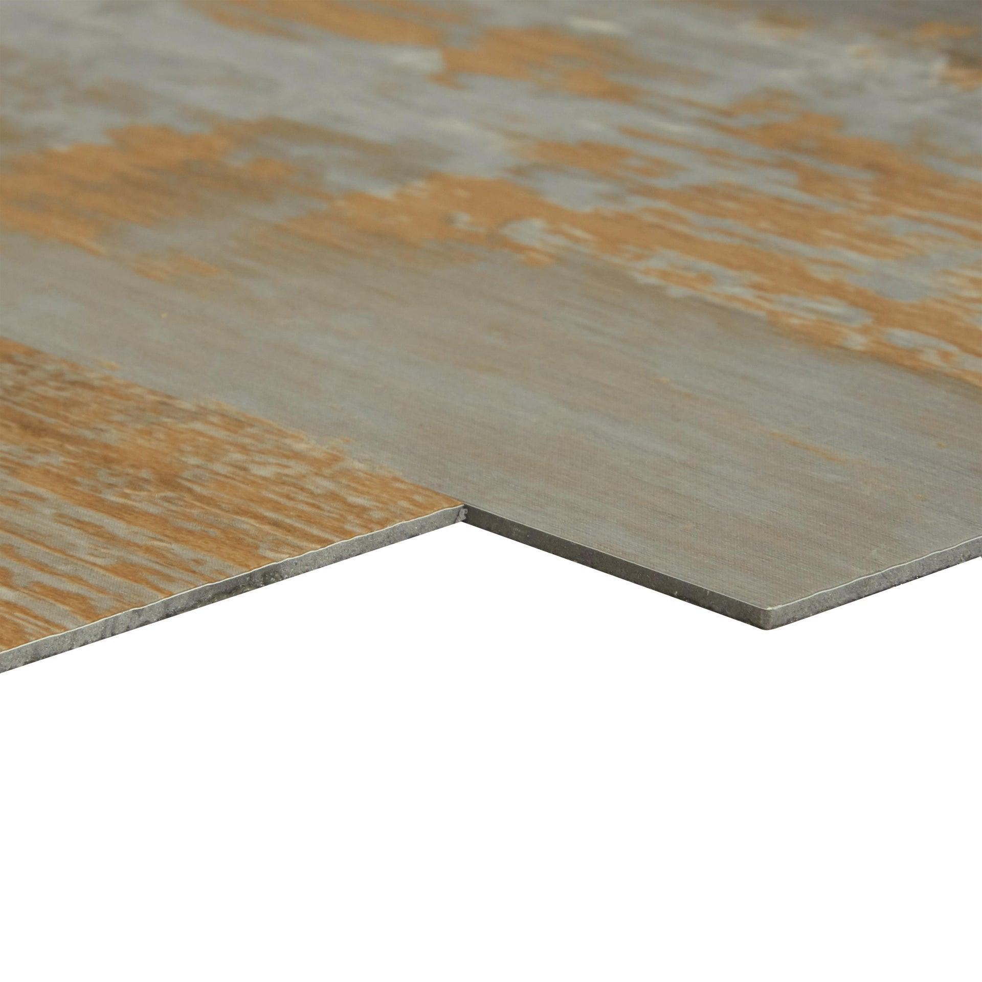 Pavimento PVC adesivo Mungo Sp 2 mm giallo / dorato - 3