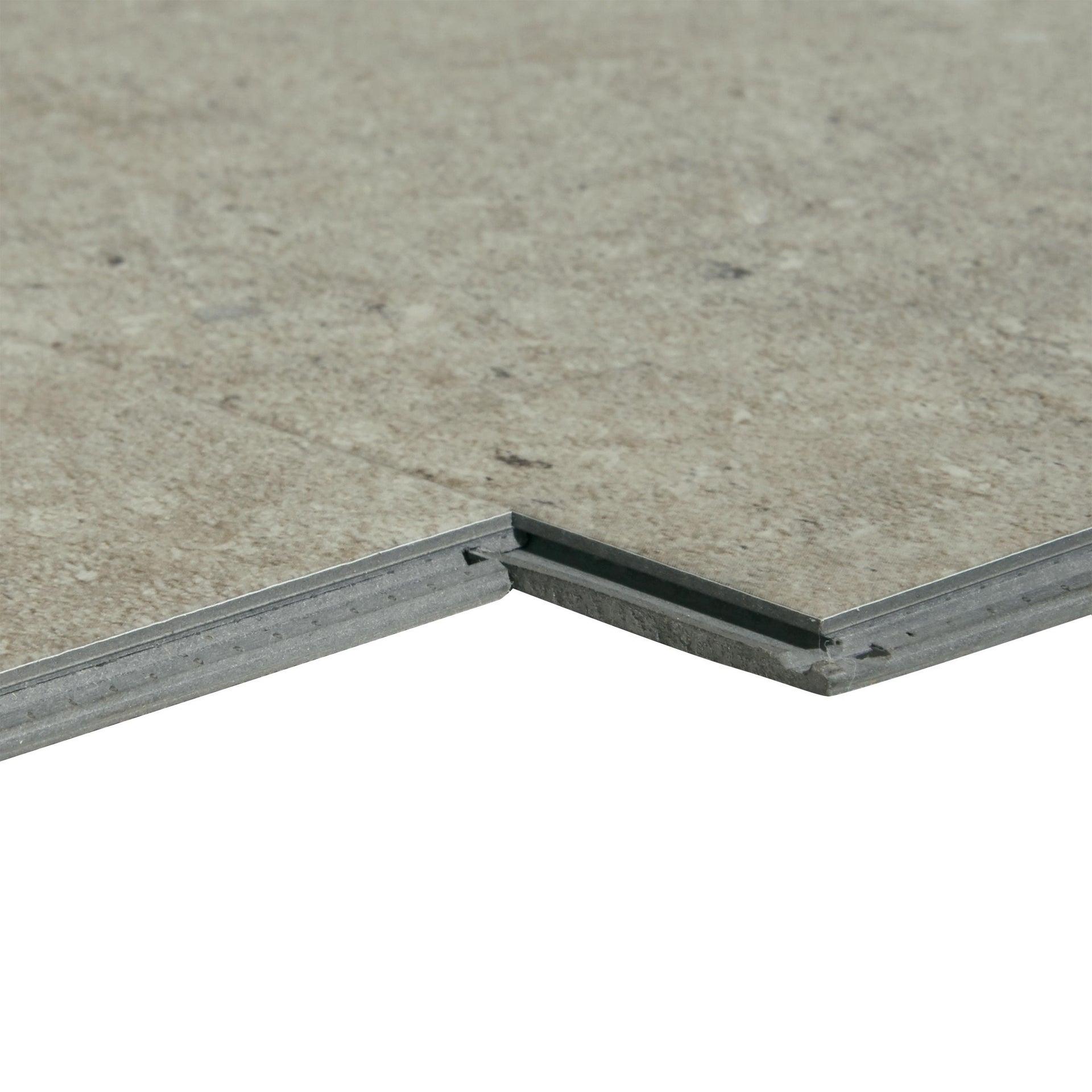Pavimento PVC flottante clic+ Jaraoso Sp 4.2 mm beige - 2