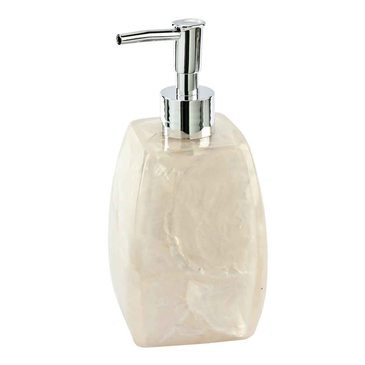 Dispenser sapone Perla beige