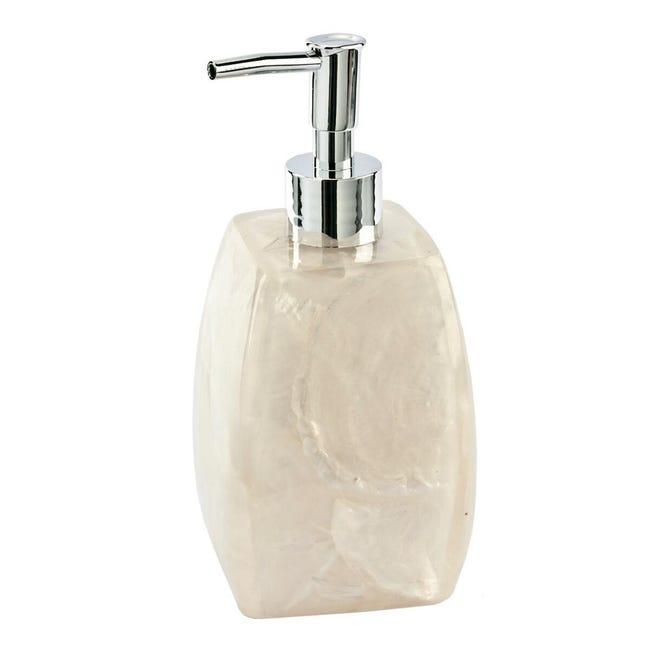 Dispenser sapone Perla beige - 1