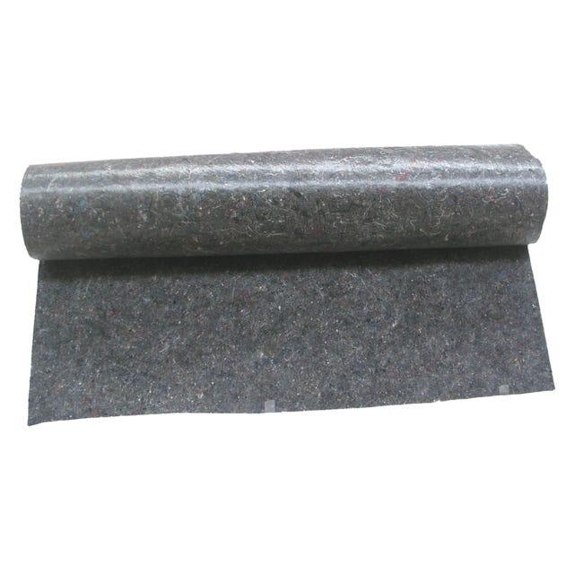 Telo protettivo Maxipro 10 X 1 m grigio - 1