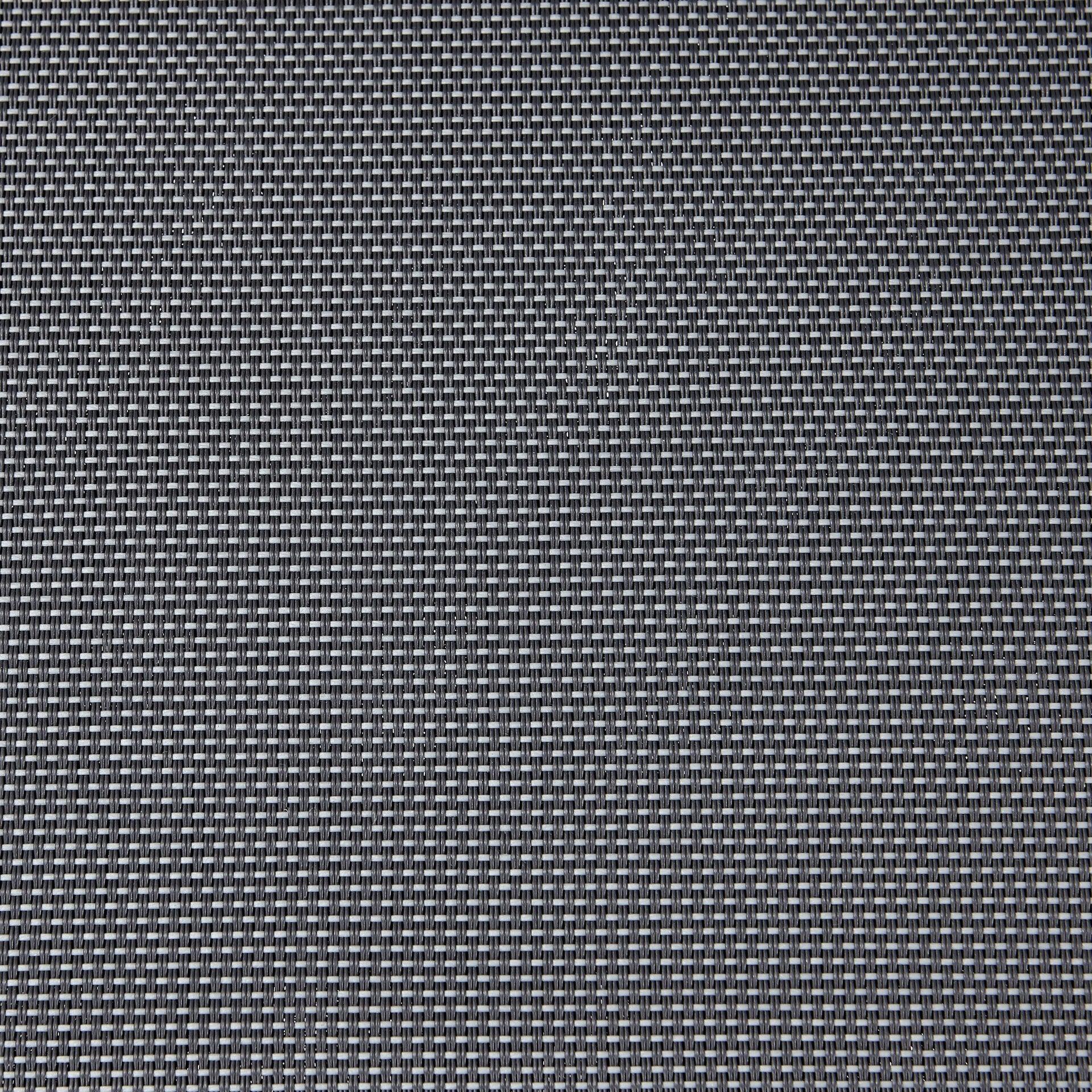 Sedia con braccioli senza cuscino pieghevole in alluminio Orion NATERIAL colore antracite - 9