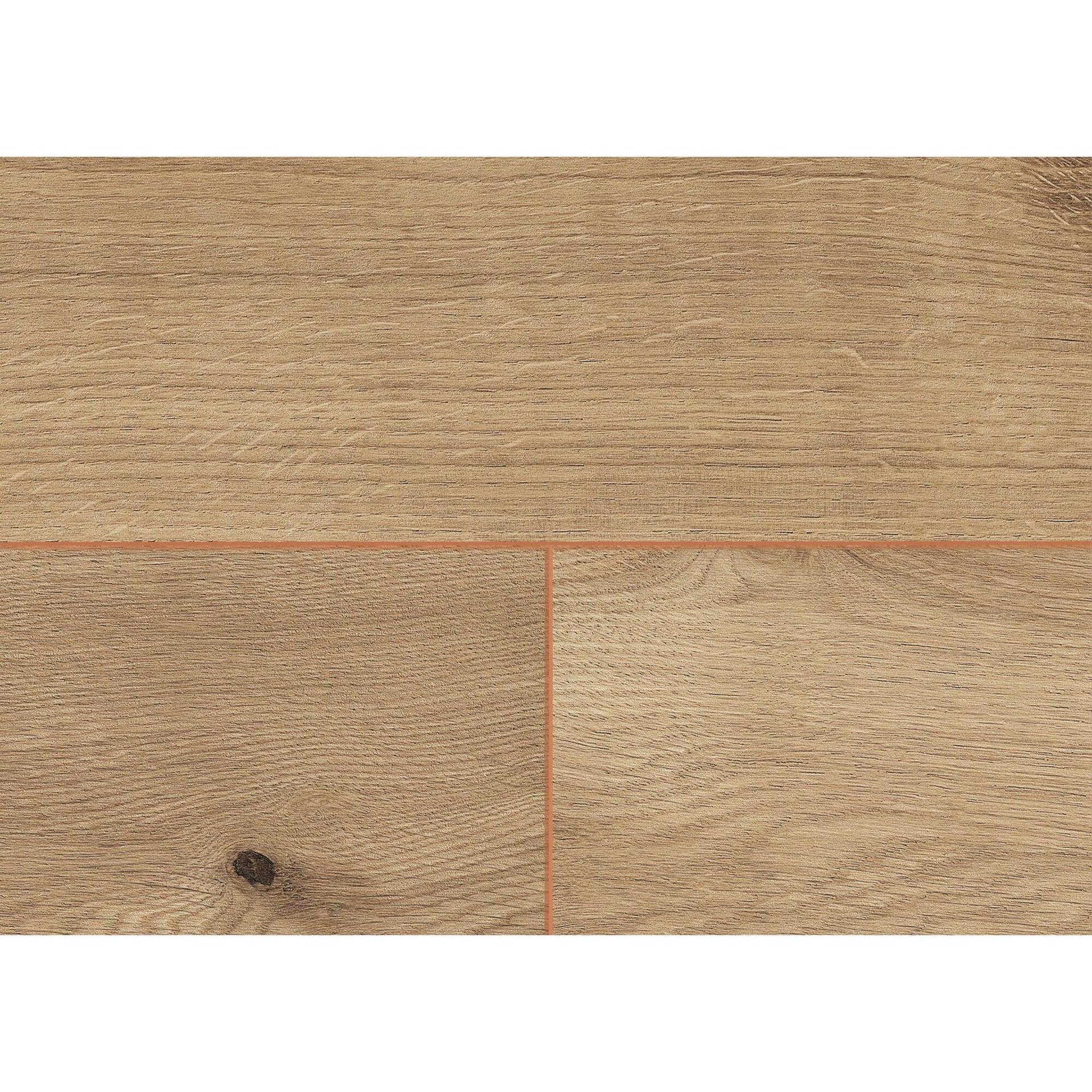 Pavimento SPC flottante clic+ Pietra Nova brown Sp 4.4 mm giallo / dorato - 4