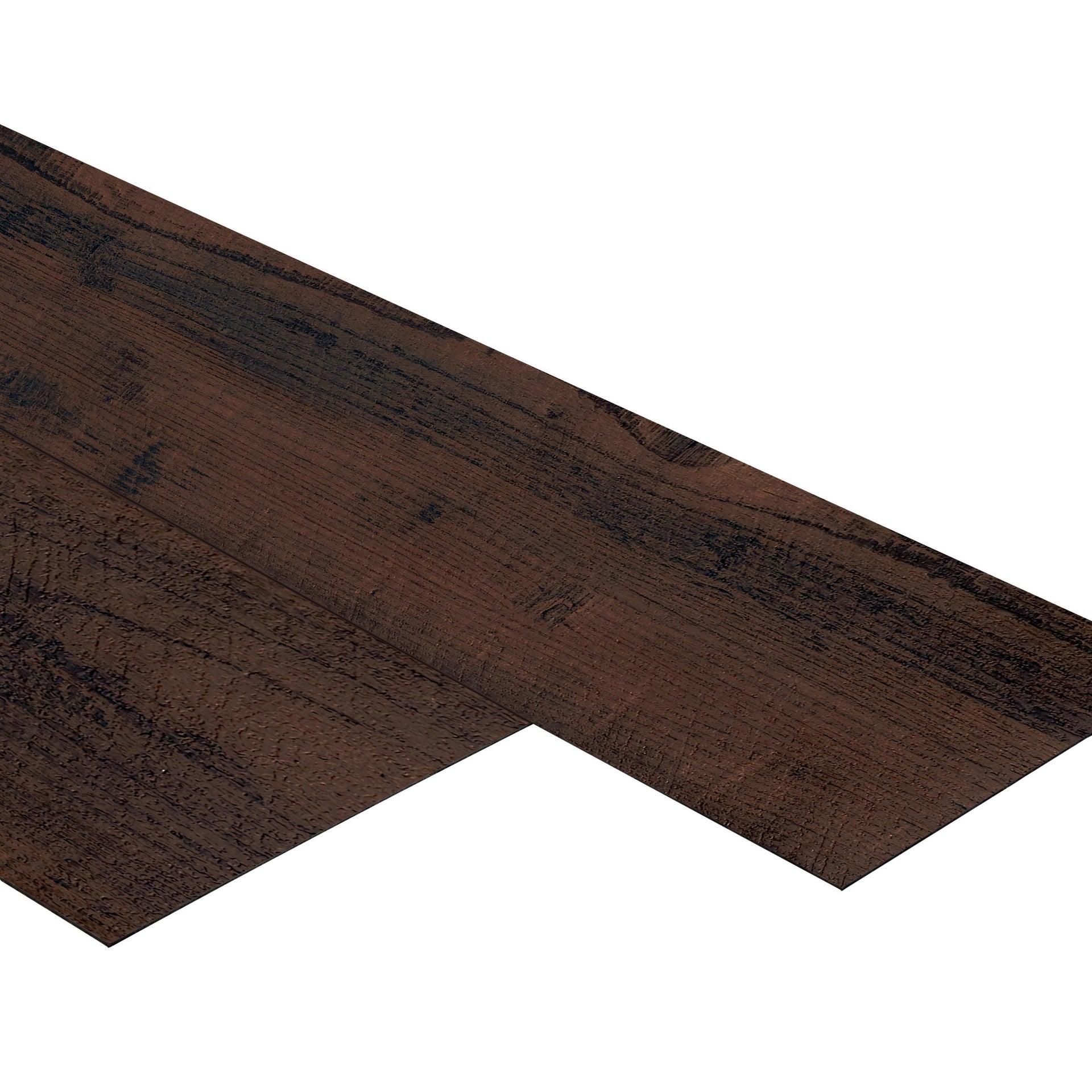 Pavimento PVC adesivo Tobacco Sp 2 mm marrone - 8
