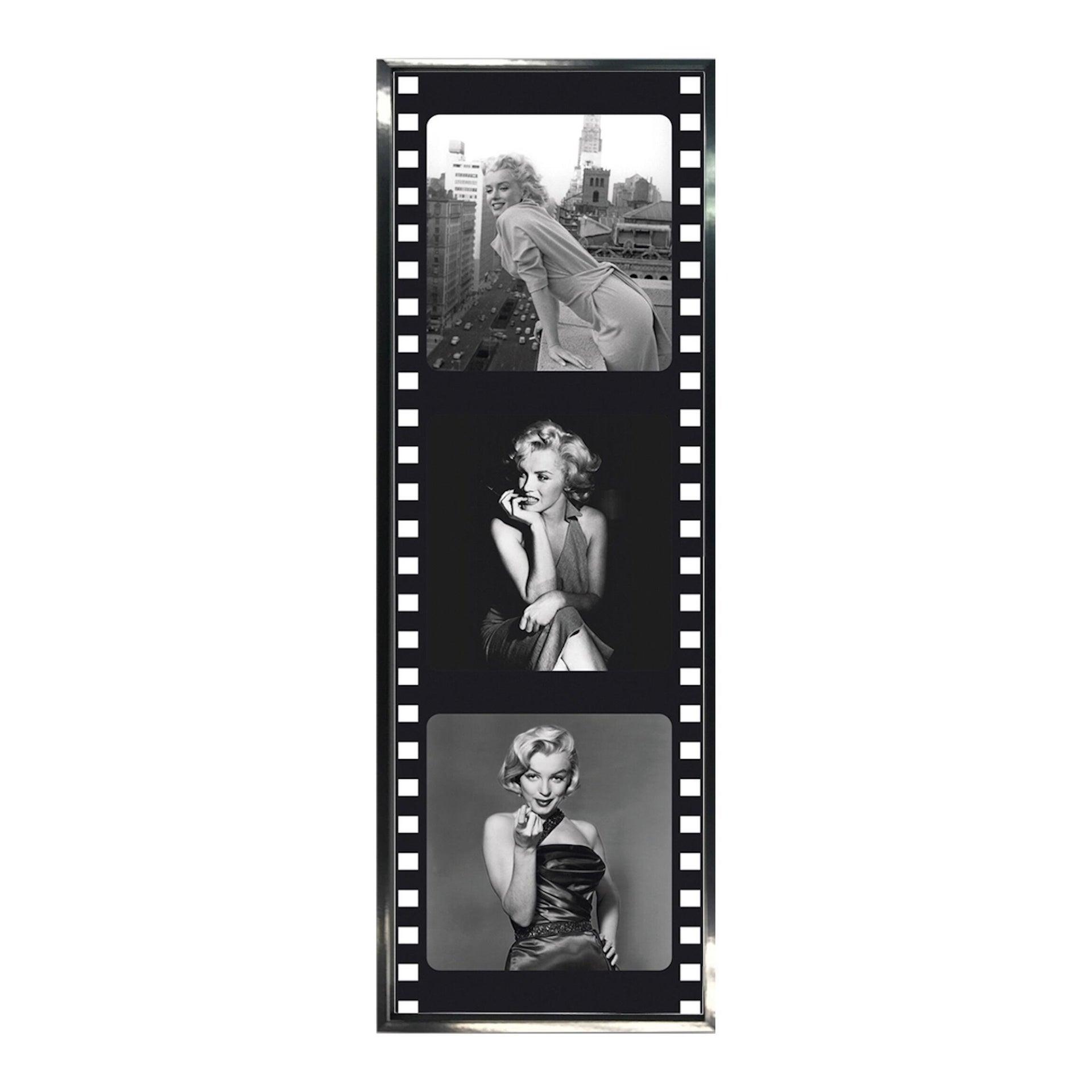 Stampa incorniciata SPN4348 31x91 cm