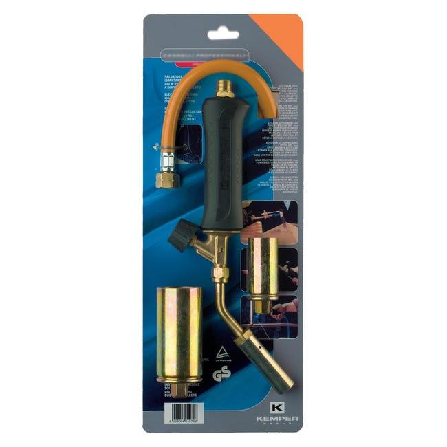Tubo per cannello KEMPER L 1.5 m Ø 20 mm - 1