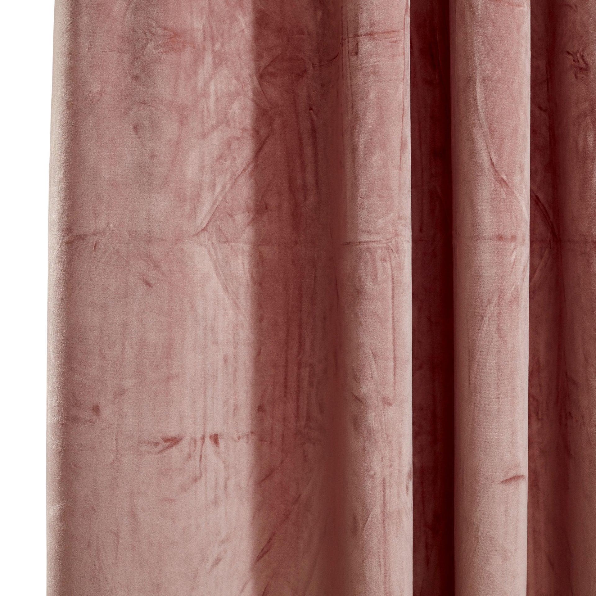 Tenda Misty rosa fettuccia 135 x 280 cm - 6
