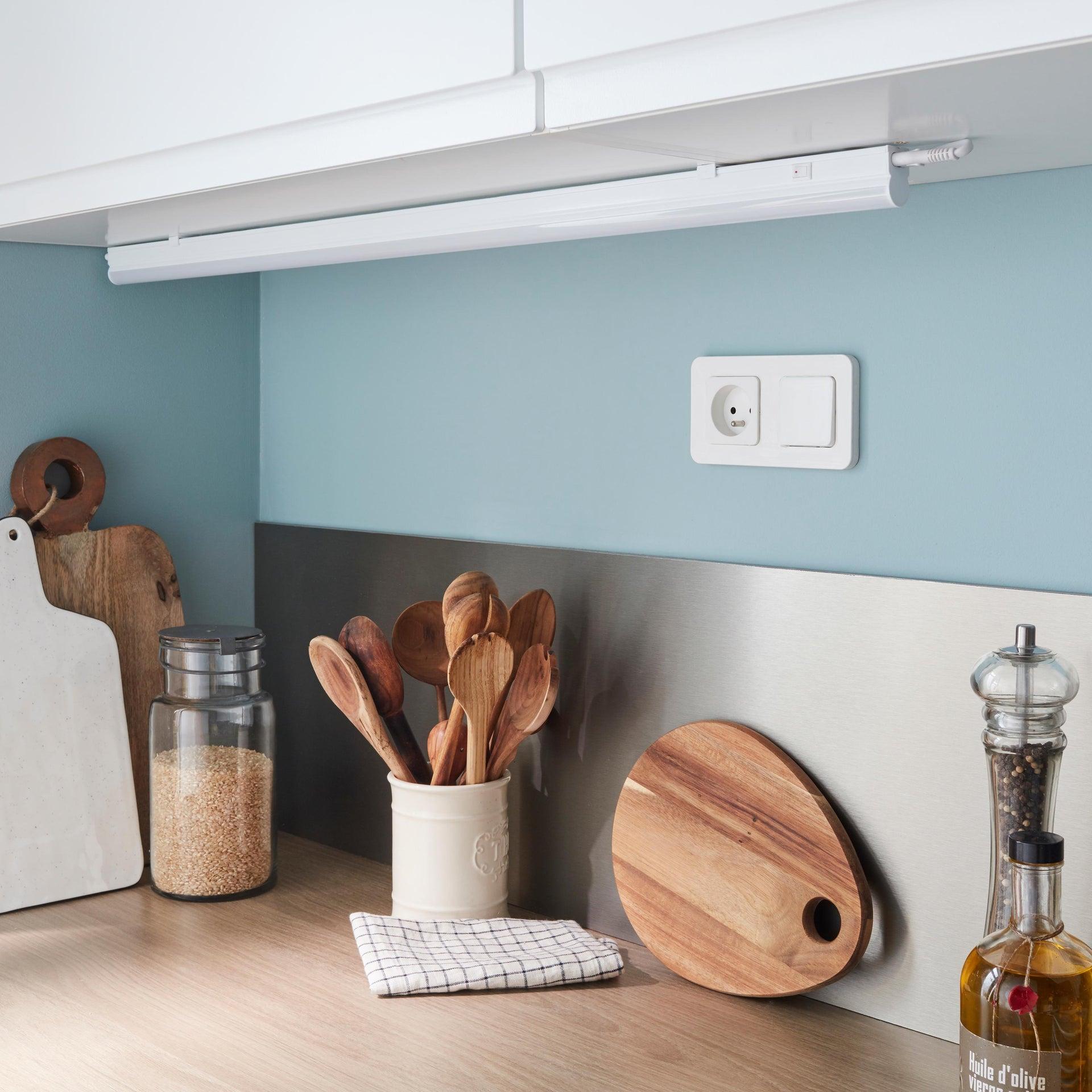 Reglette Moss LED integrato 90.9 cm 11W 1250LM IP20 Inspire - 4