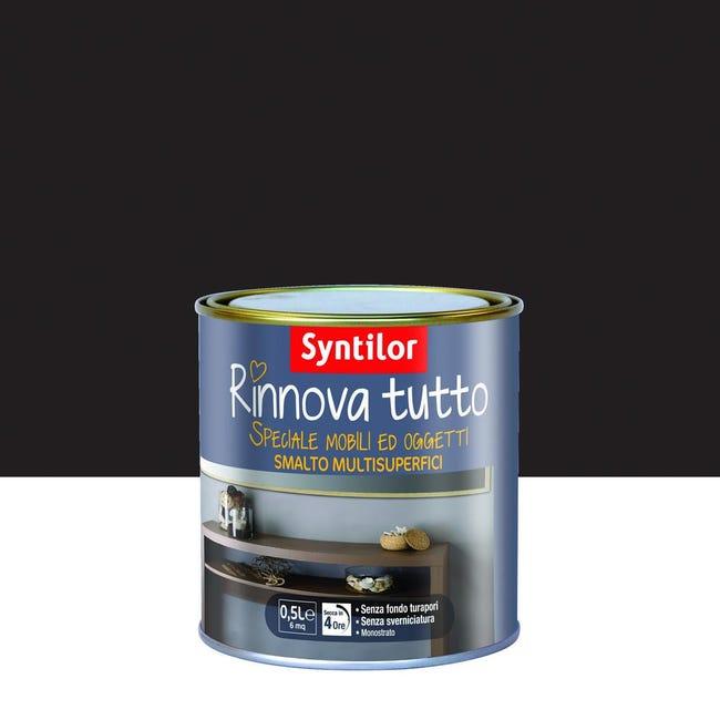 Smalto mobile cucina SYNTILOR 0.5 l nero - 1