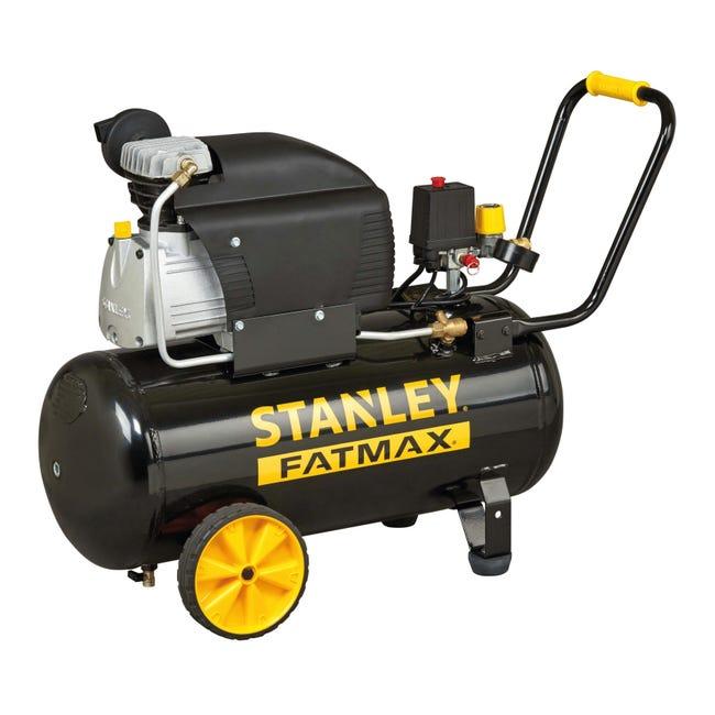 Compressore ad olio STANLEY FATMAX D251/10/50S, 2.5 hp, 10 bar, 50 L - 1
