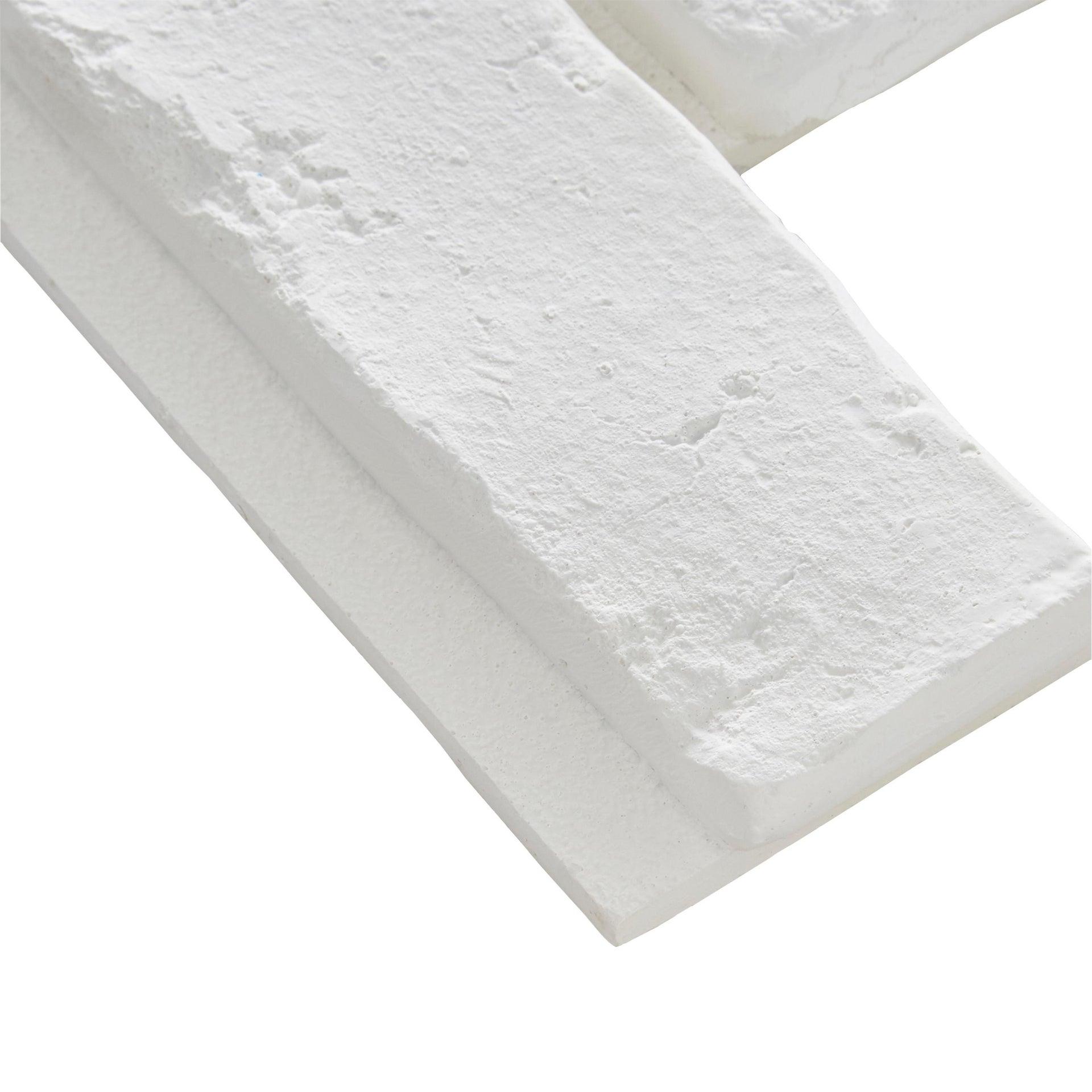 Mattone decorativo Isto bianco - 6