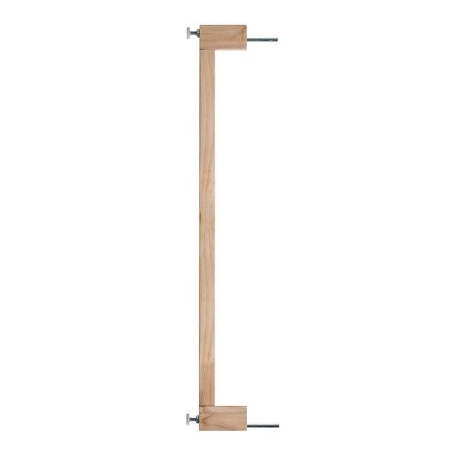 Estensione cancelletto di sicurezza per bambini Esay Close Wood L 8 cm - 1
