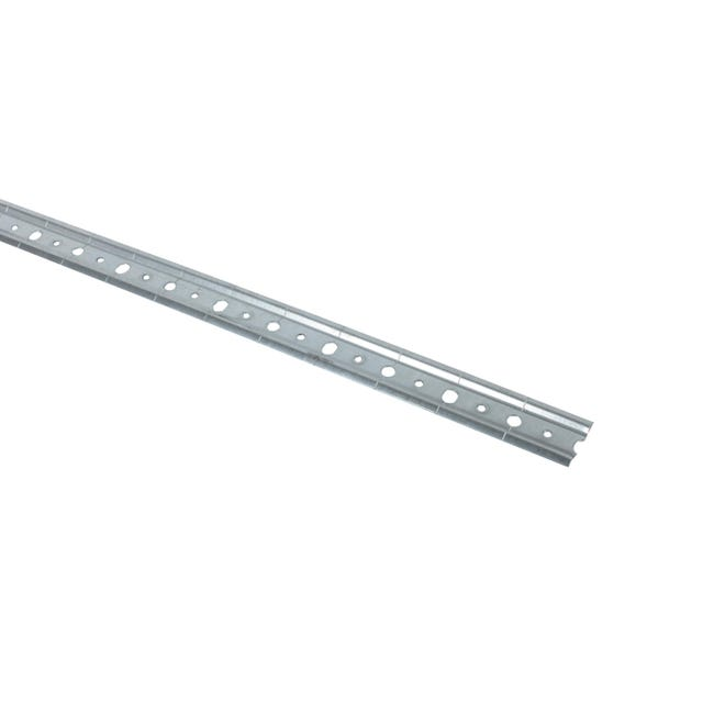 Barra reggipensile in lamiera in acciaio L 4.8 cm - 1
