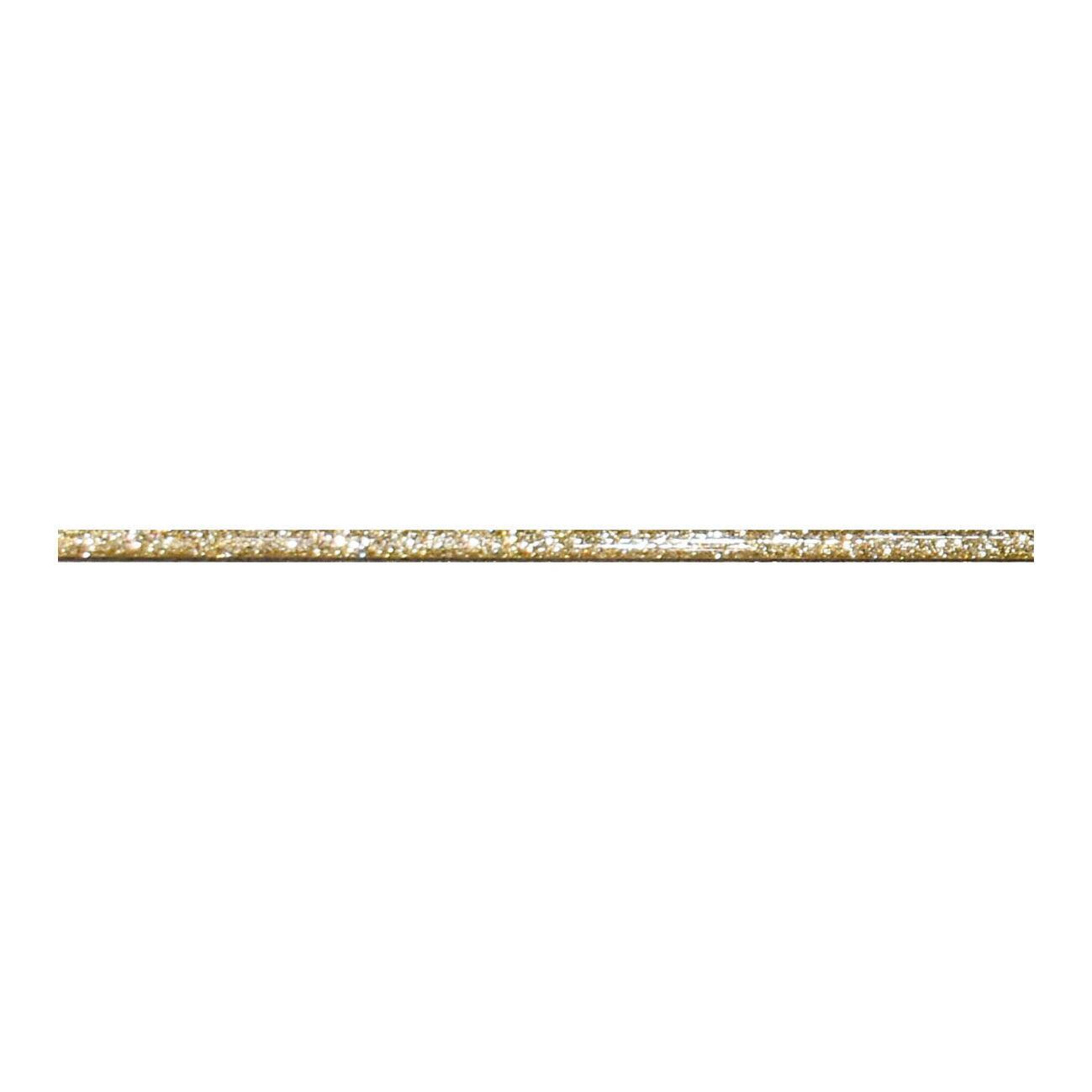 Listello Glitter L 60 x 8 cm oro - 2