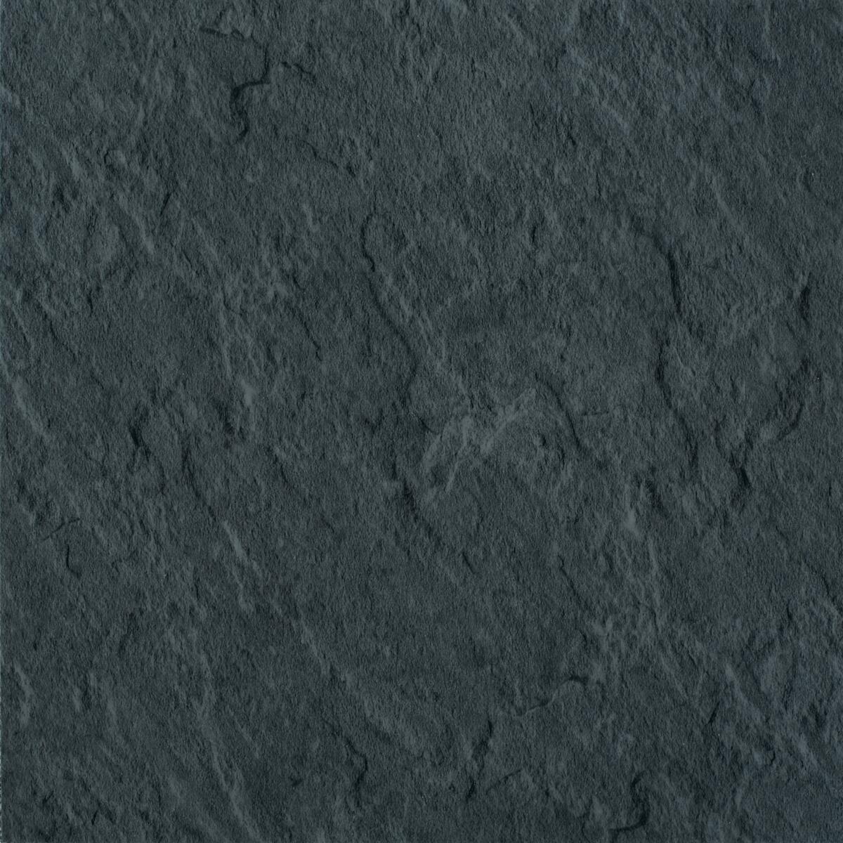 Pavimento PVC adesivo Slate Sp 1.5 mm nero - 3