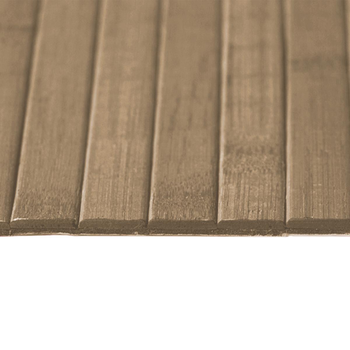 Passatoia Bamboo open , naturale, 50x140 - 2