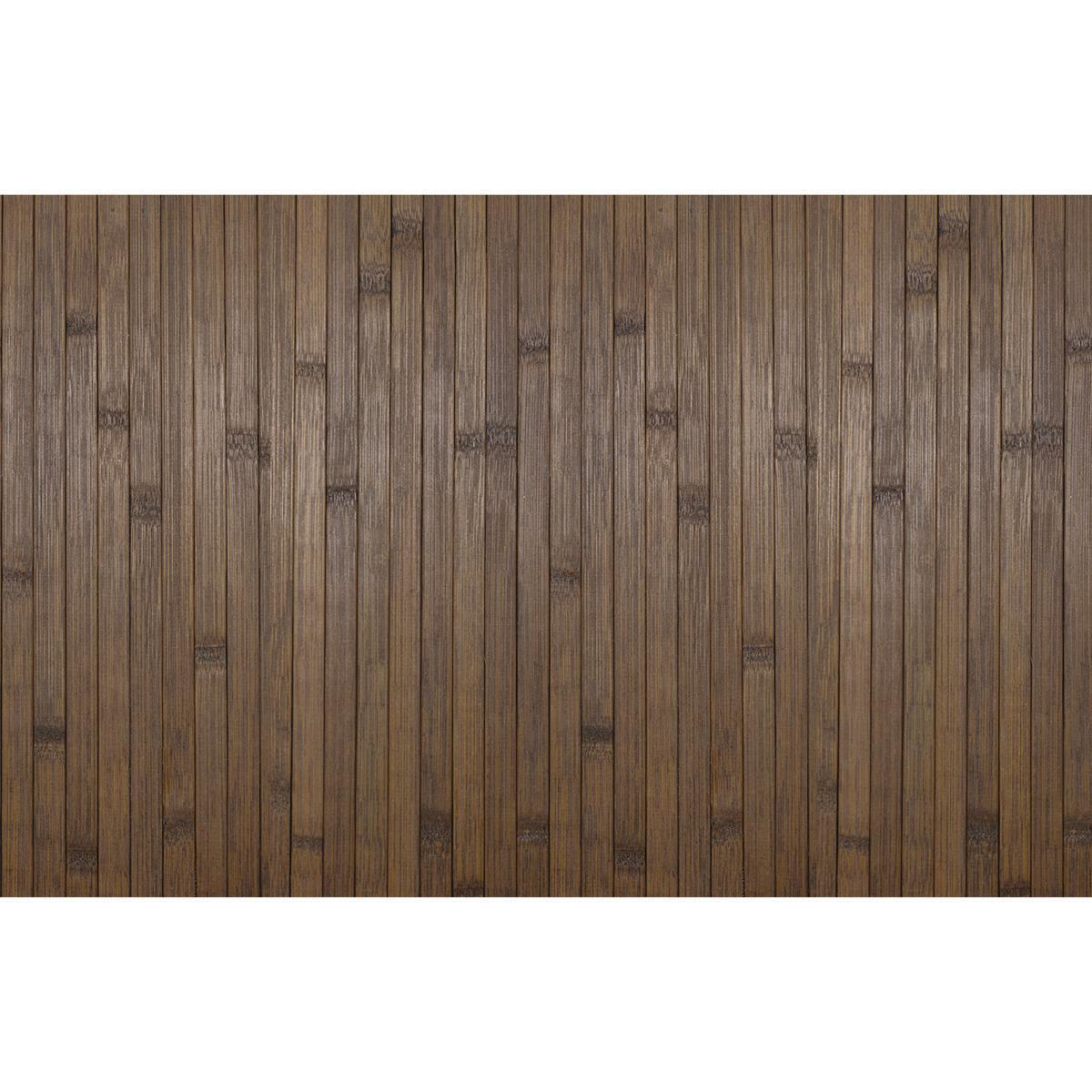 Passatoia Bamboo open , cioccolato, 50x240 - 2