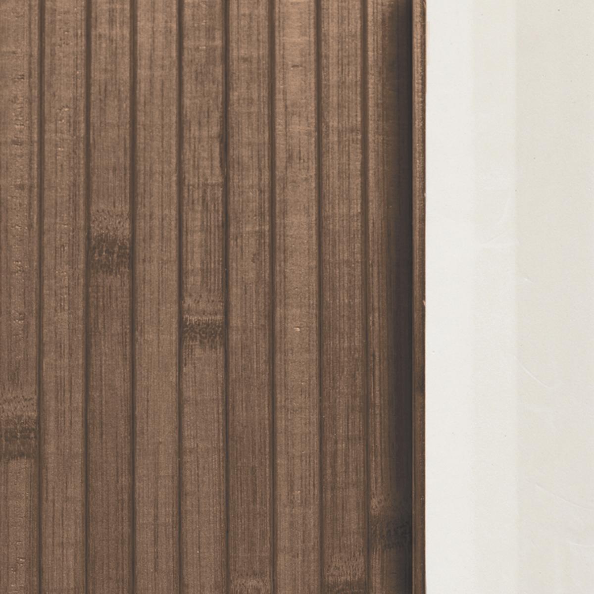 Passatoia Bamboo open , cioccolato, 50x240 - 4