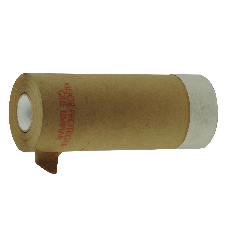 Carta protettiva con nastro NESPOLI Maxipro 20 X 0.15 m marrone - 2