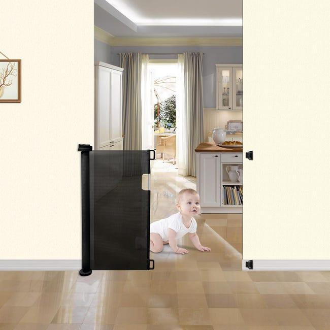 Cancelletto di sicurezza per bambini Roller L 130 cm - 1
